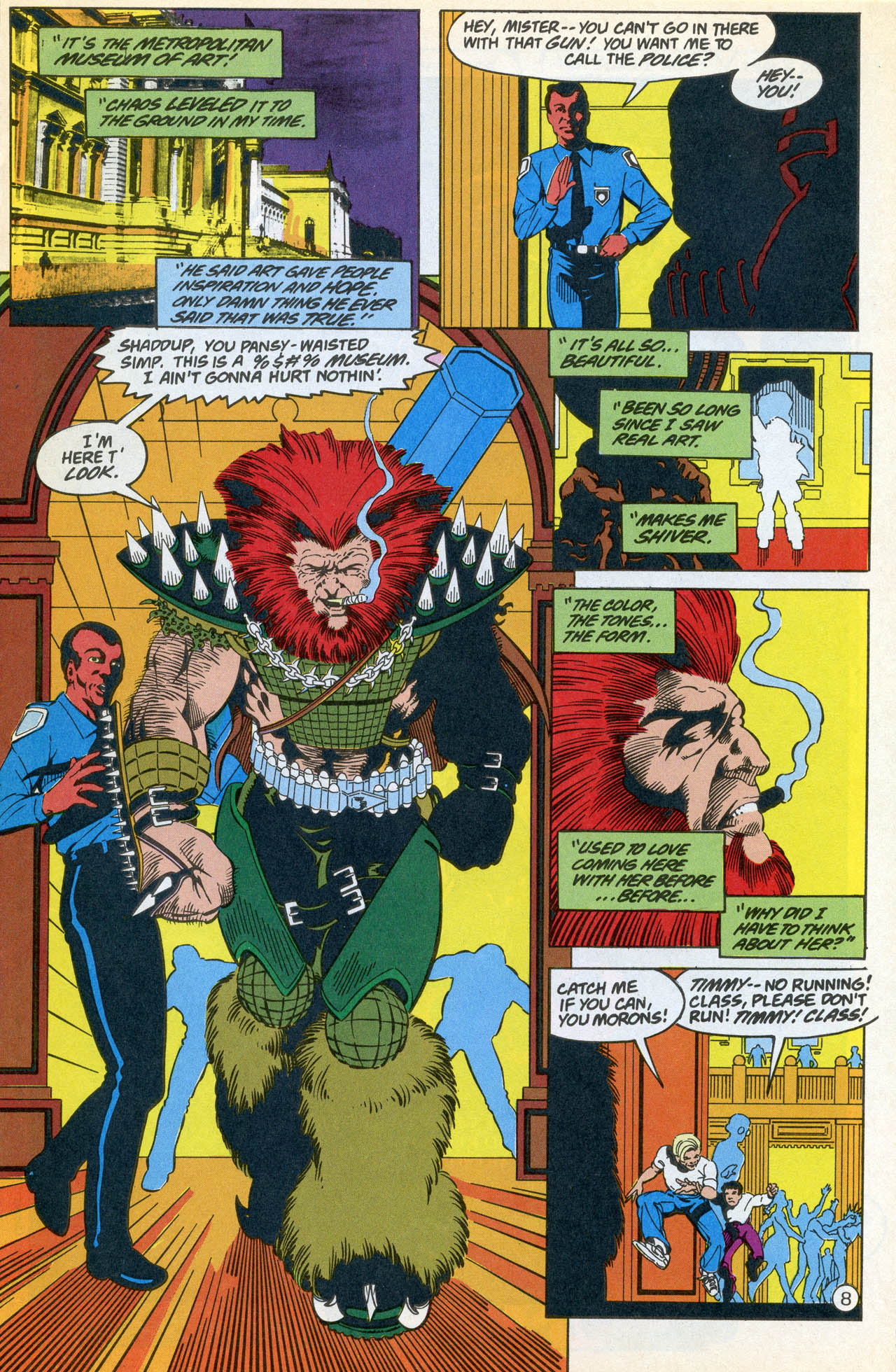 Read online Team Titans comic -  Issue #4 - 11