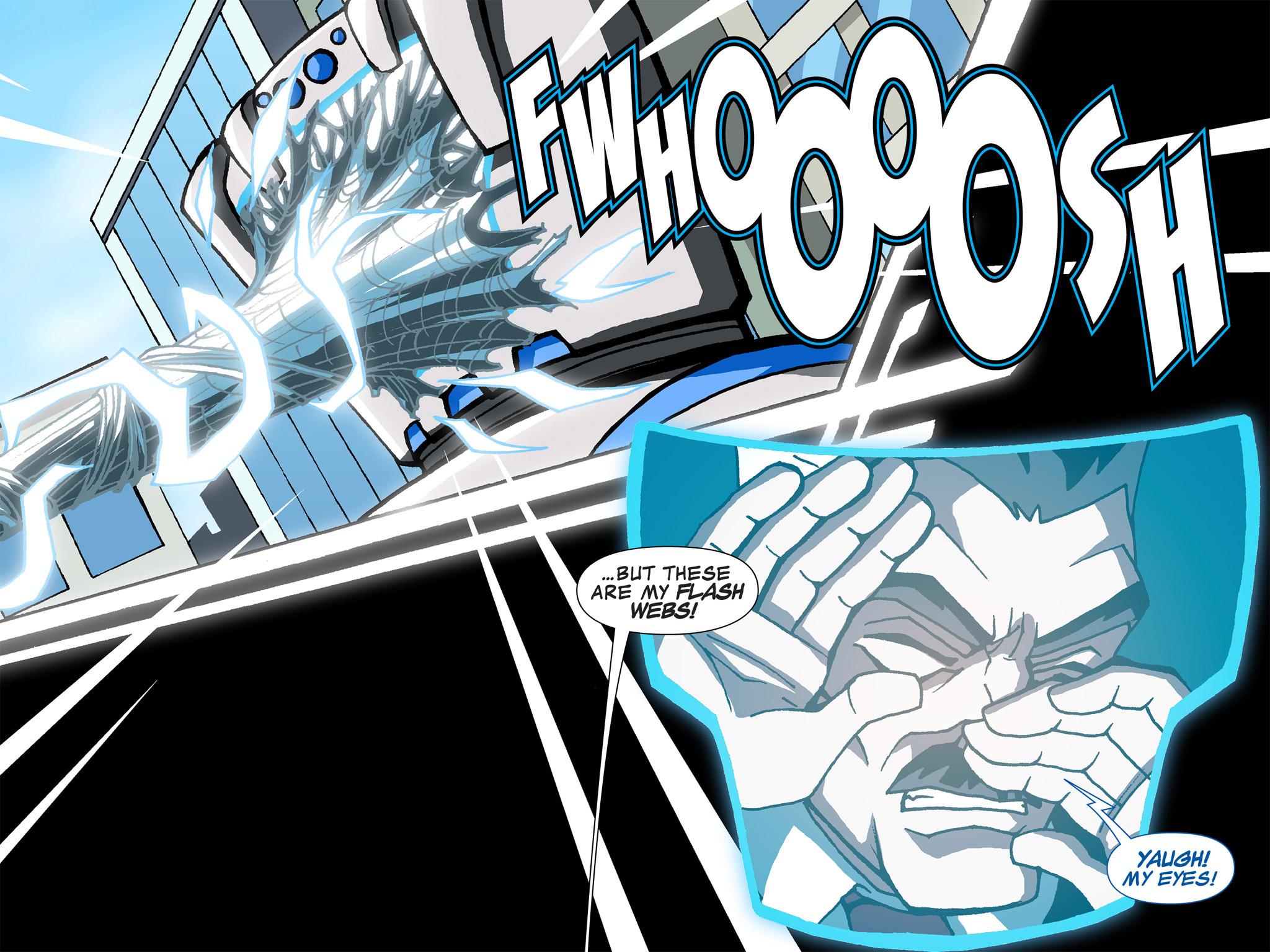 Read online Ultimate Spider-Man (Infinite Comics) (2015) comic -  Issue #4 - 10