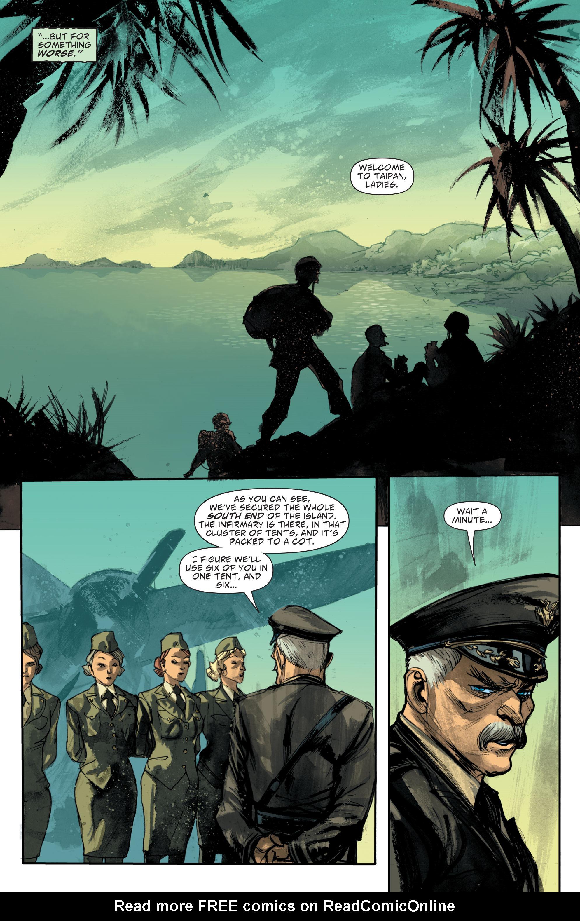 Read online American Vampire comic -  Issue #16 - 9