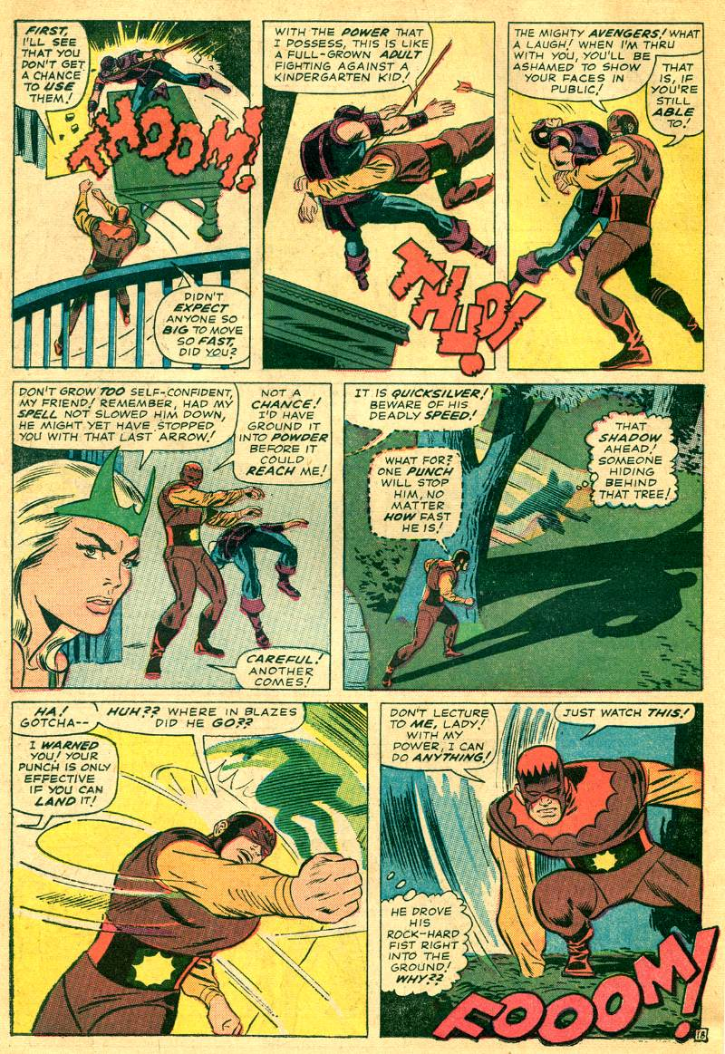 The Avengers (1963) 21 Page 25