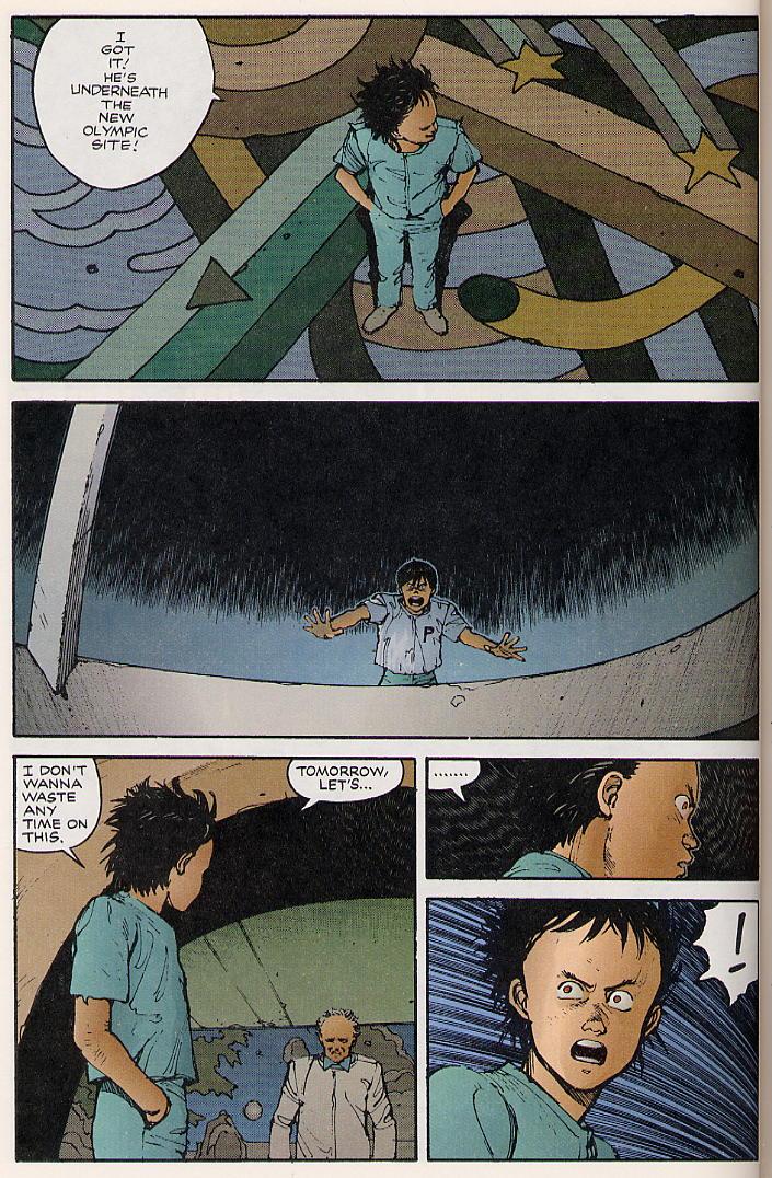 Read online Akira comic -  Issue #8 - 52