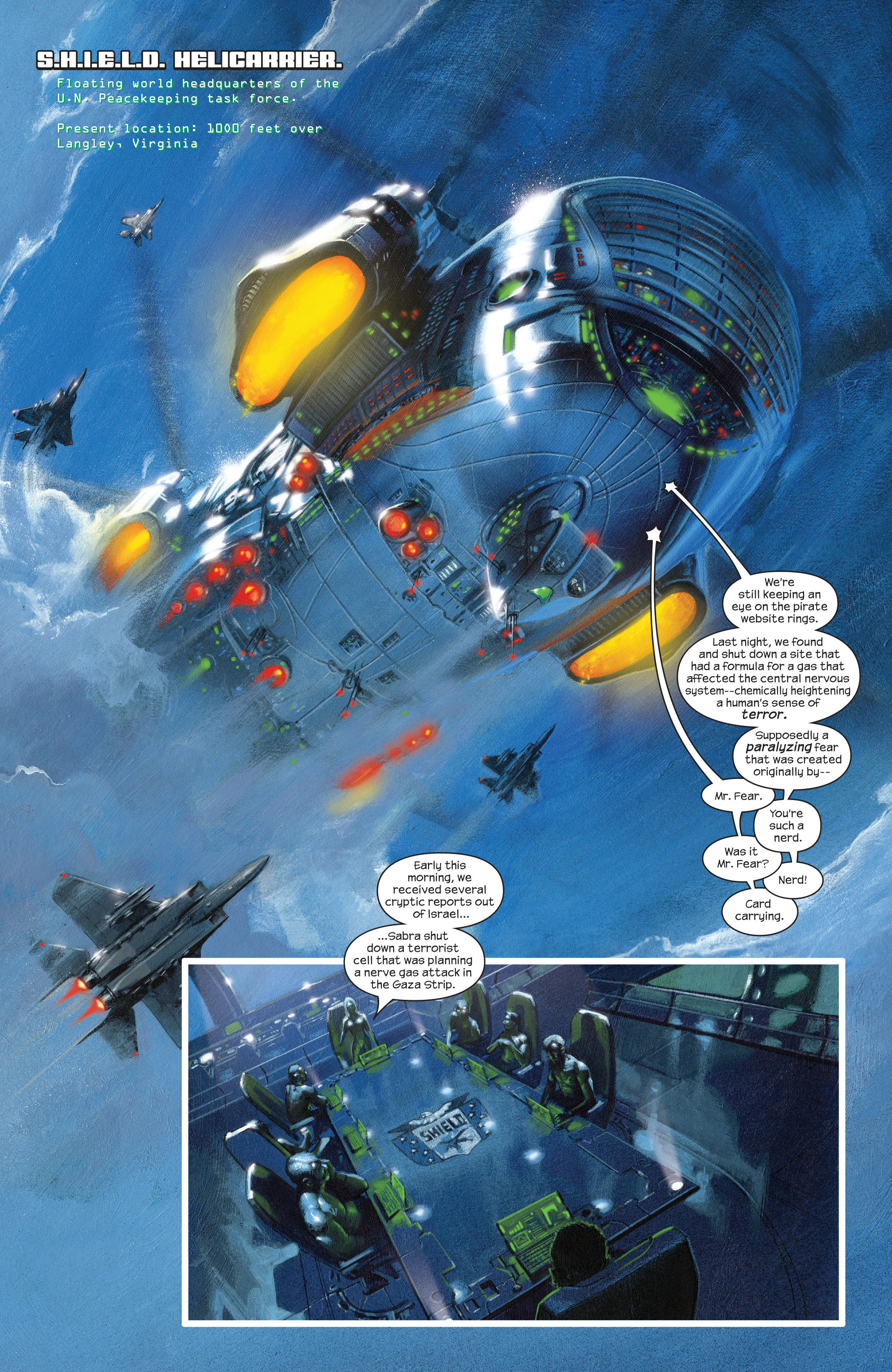Read online Secret War comic -  Issue # Full - 8