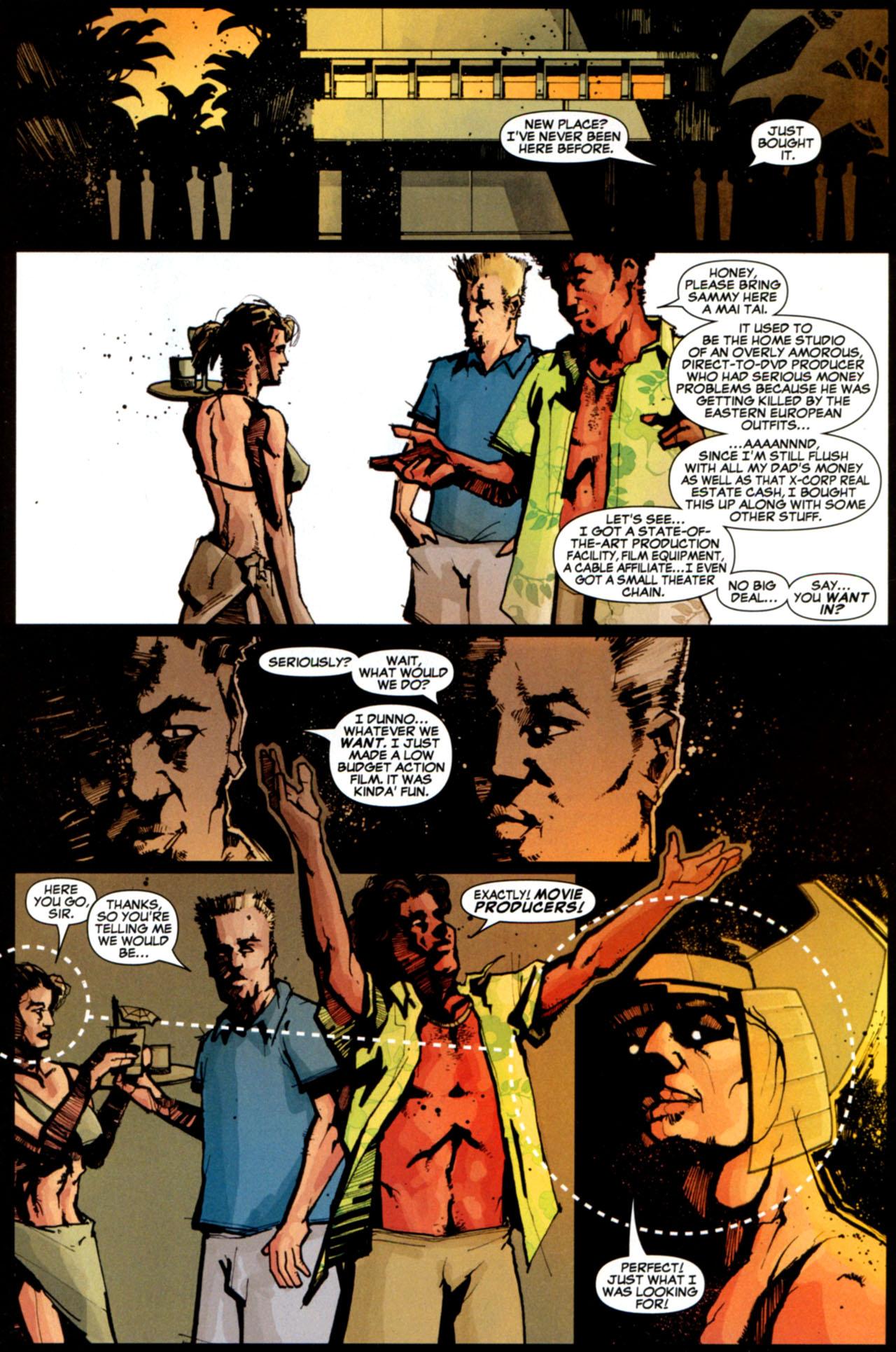 Read online Astonishing Tales (2009) comic -  Issue #1 - 29