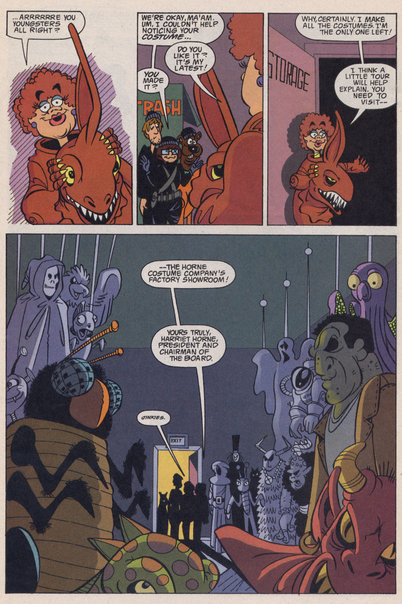 Read online Scooby-Doo (1997) comic -  Issue #9 - 29