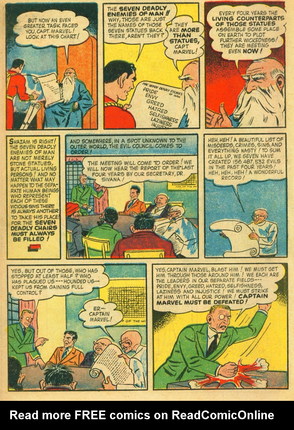 Captain Marvel Adventures issue 41 - Page 6