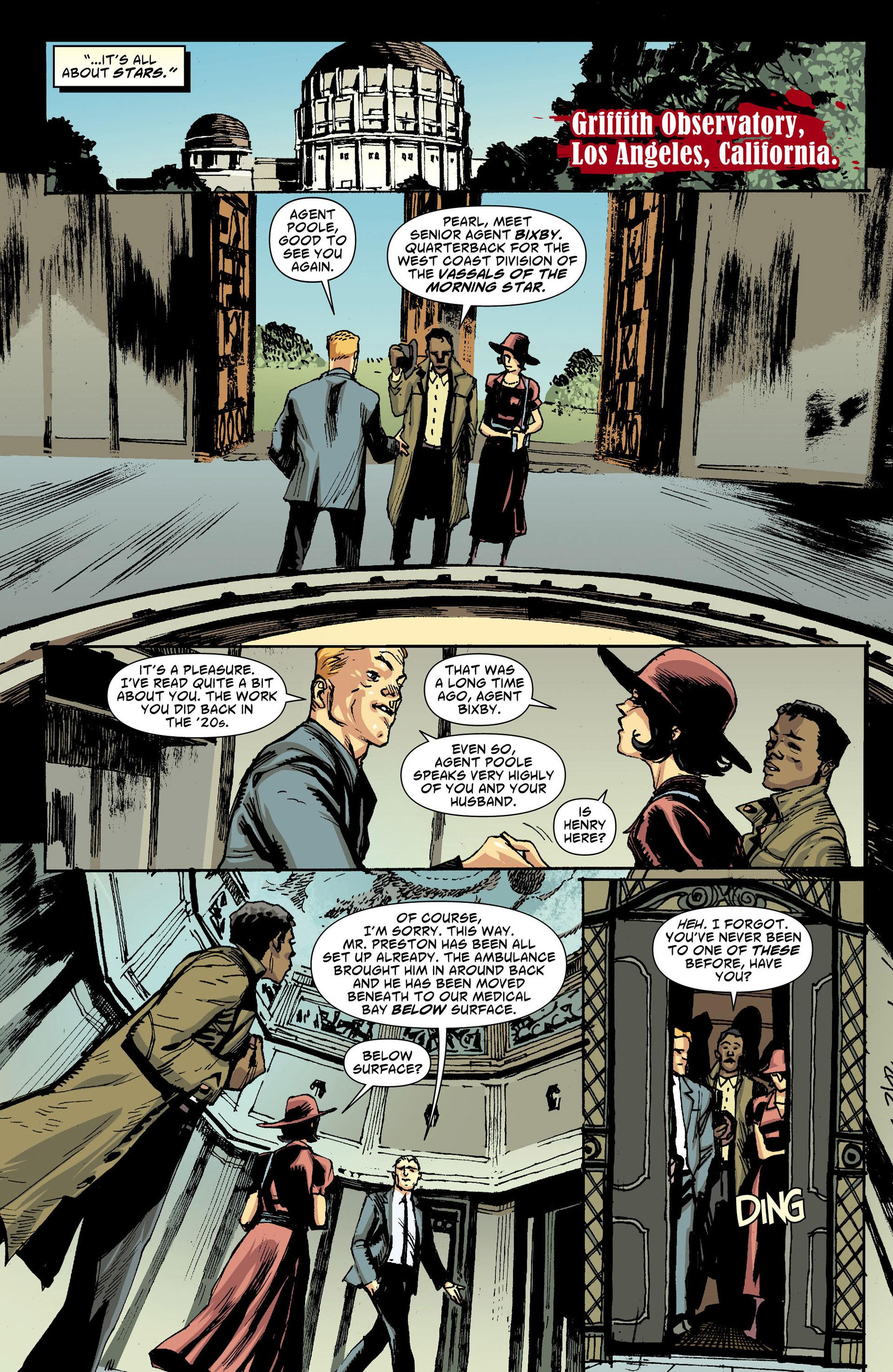 Read online American Vampire comic -  Issue #28 - 12