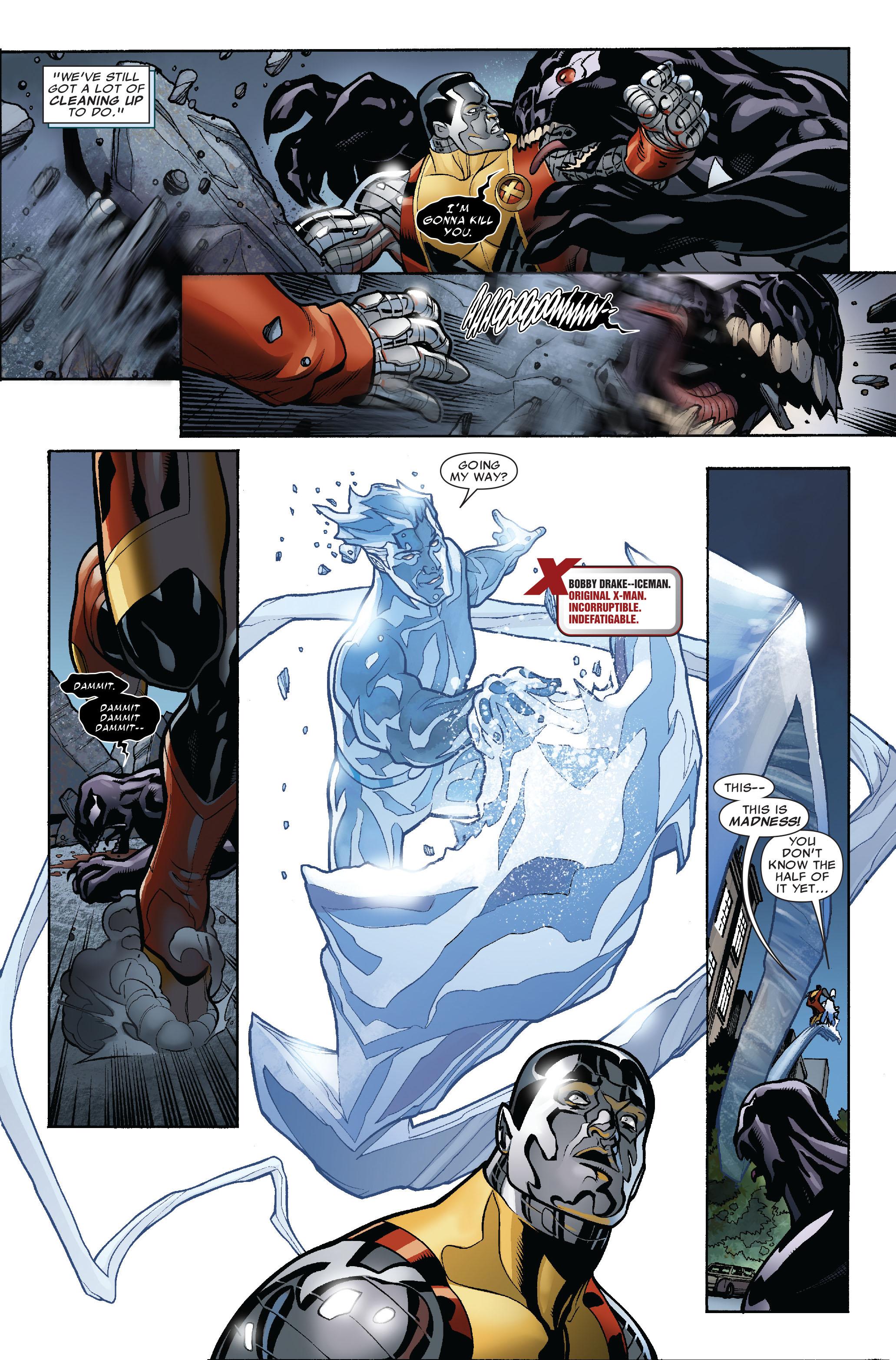Read online Uncanny X-Men (1963) comic -  Issue #513 - 6