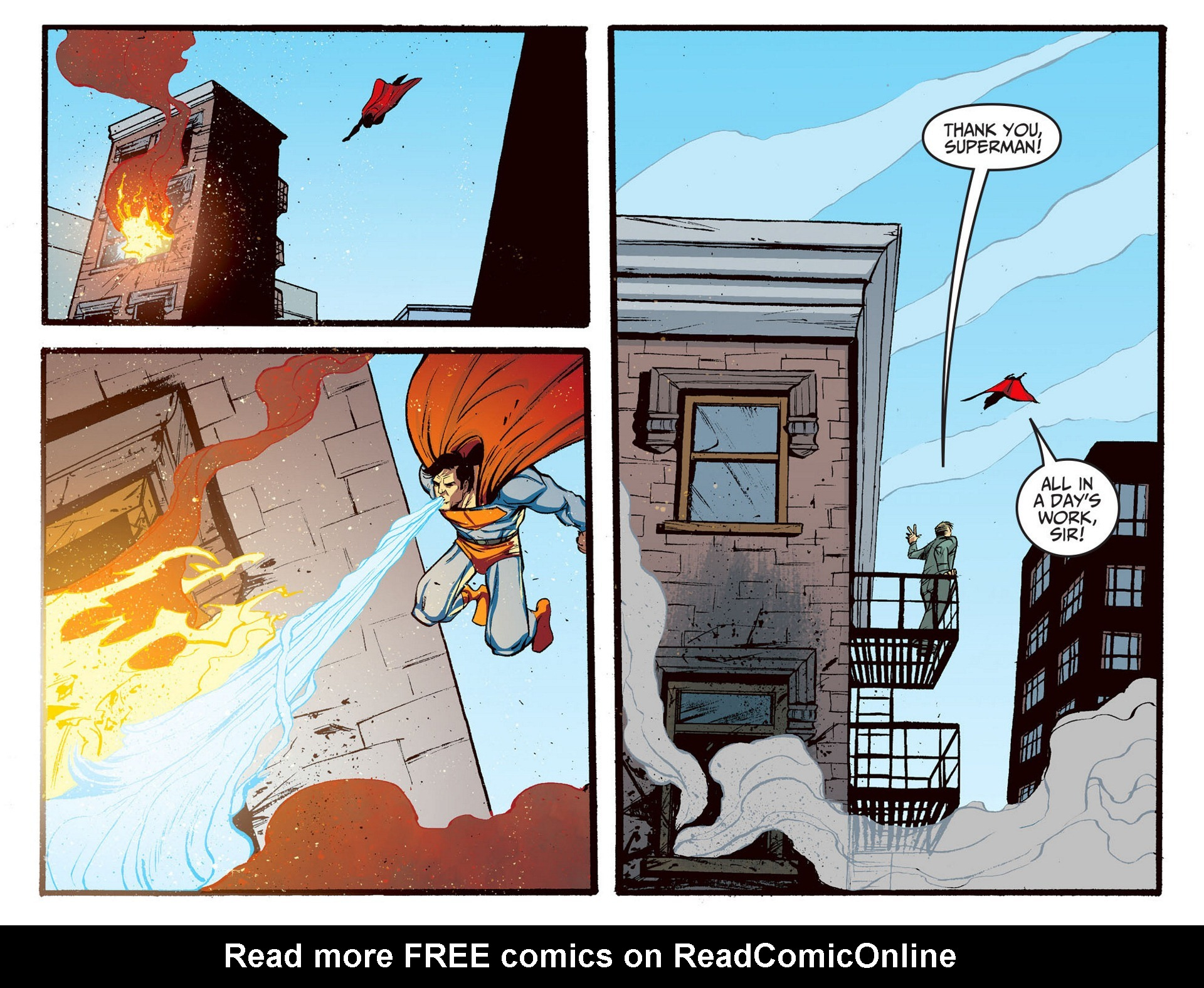 Read online Adventures of Superman [I] comic -  Issue #5 - 10
