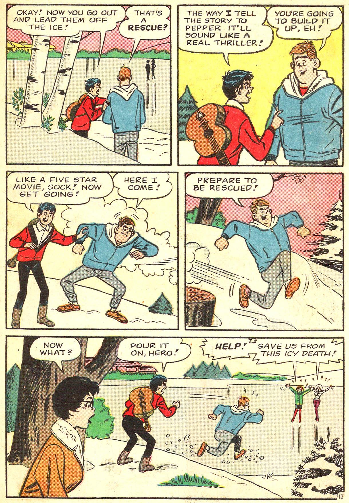 Read online She's Josie comic -  Issue #12 - 15