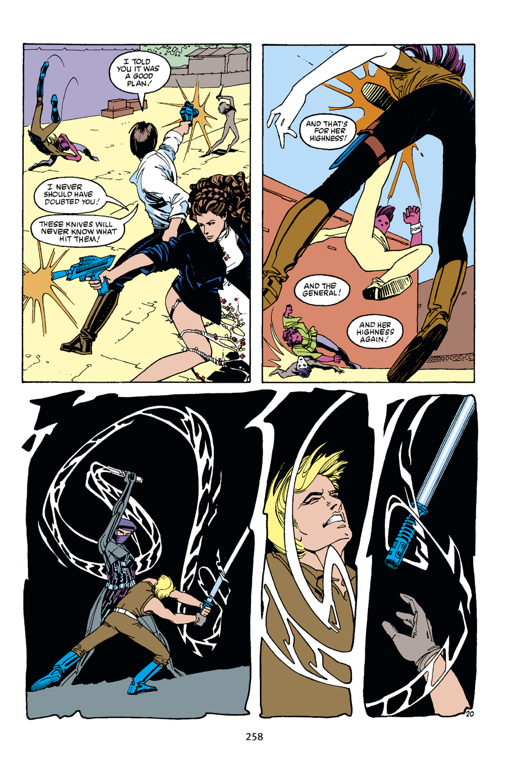 Read online Star Wars Omnibus comic -  Issue # Vol. 21 - 248