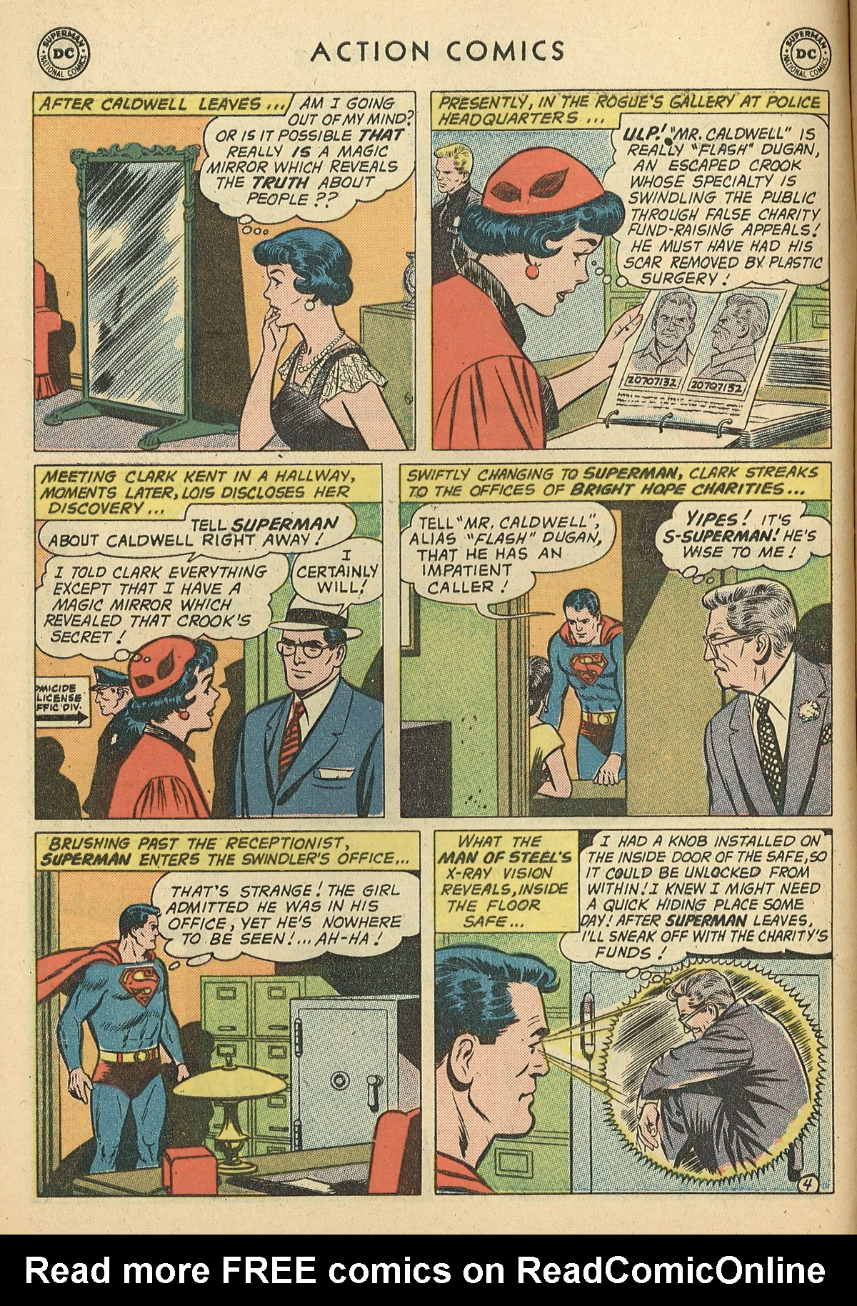 Read online Action Comics (1938) comic -  Issue #269 - 6
