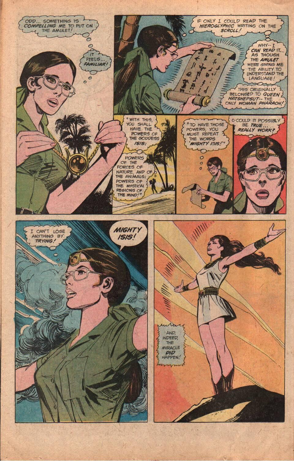 Read online Shazam! (1973) comic -  Issue #25 - 10