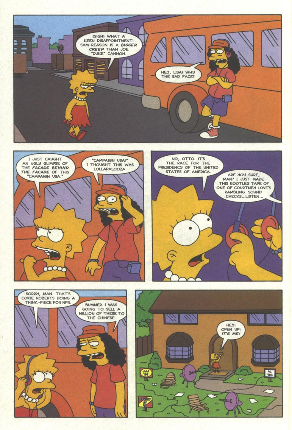 Read online Simpsons Comics comic -  Issue #24 - 15
