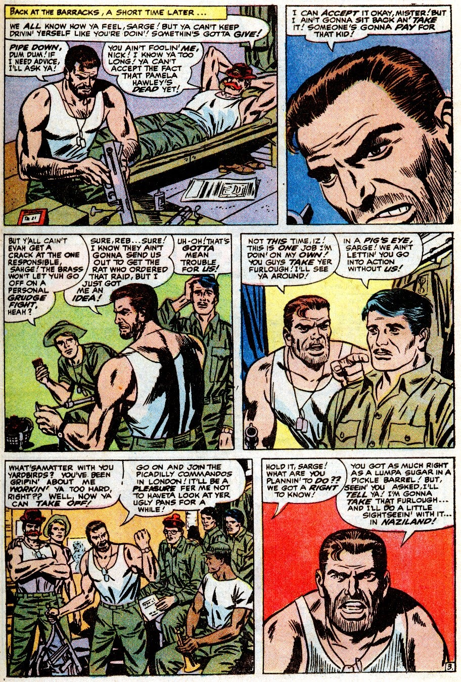 Sgt. Fury issue _Special_6 - Page 39