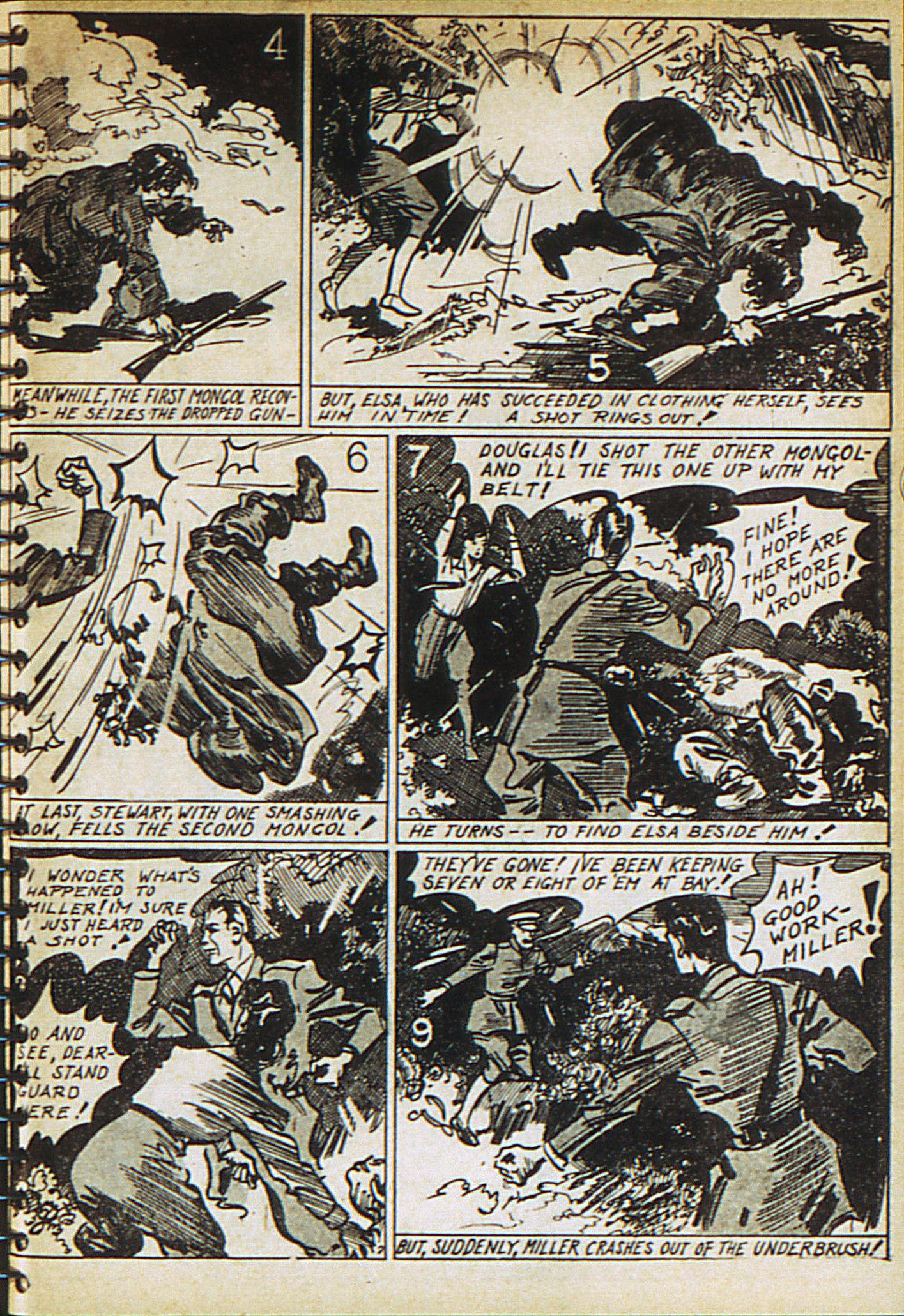 Read online Adventure Comics (1938) comic -  Issue #23 - 19