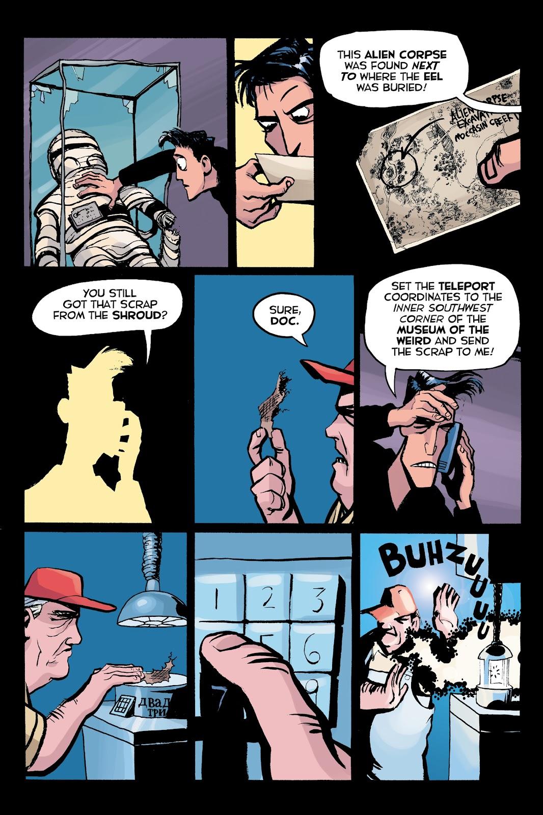 Read online Creature Tech (2019) comic -  Issue # TPB (Part 2) - 85