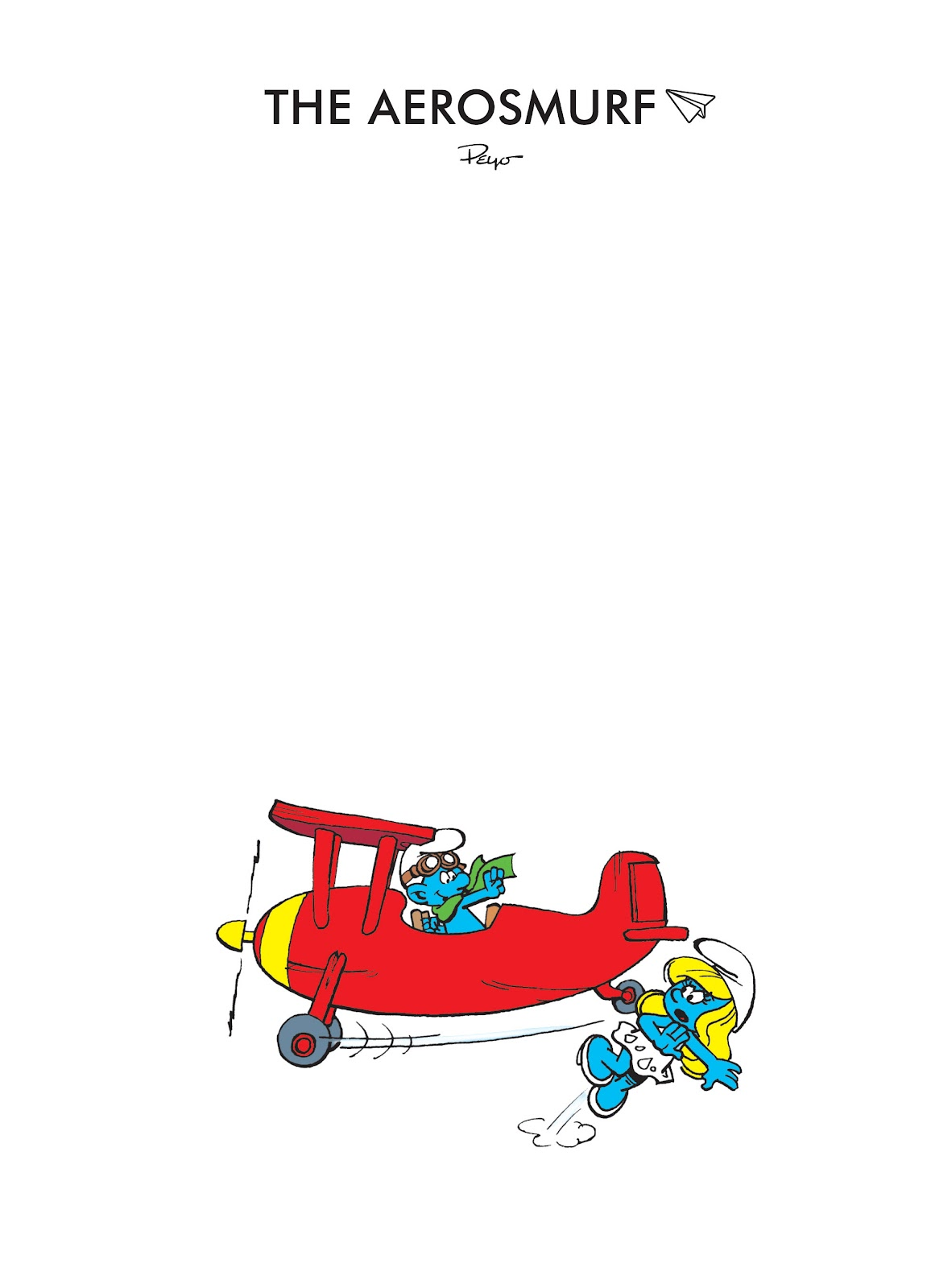 Read online The Smurfs comic -  Issue #16 - 2