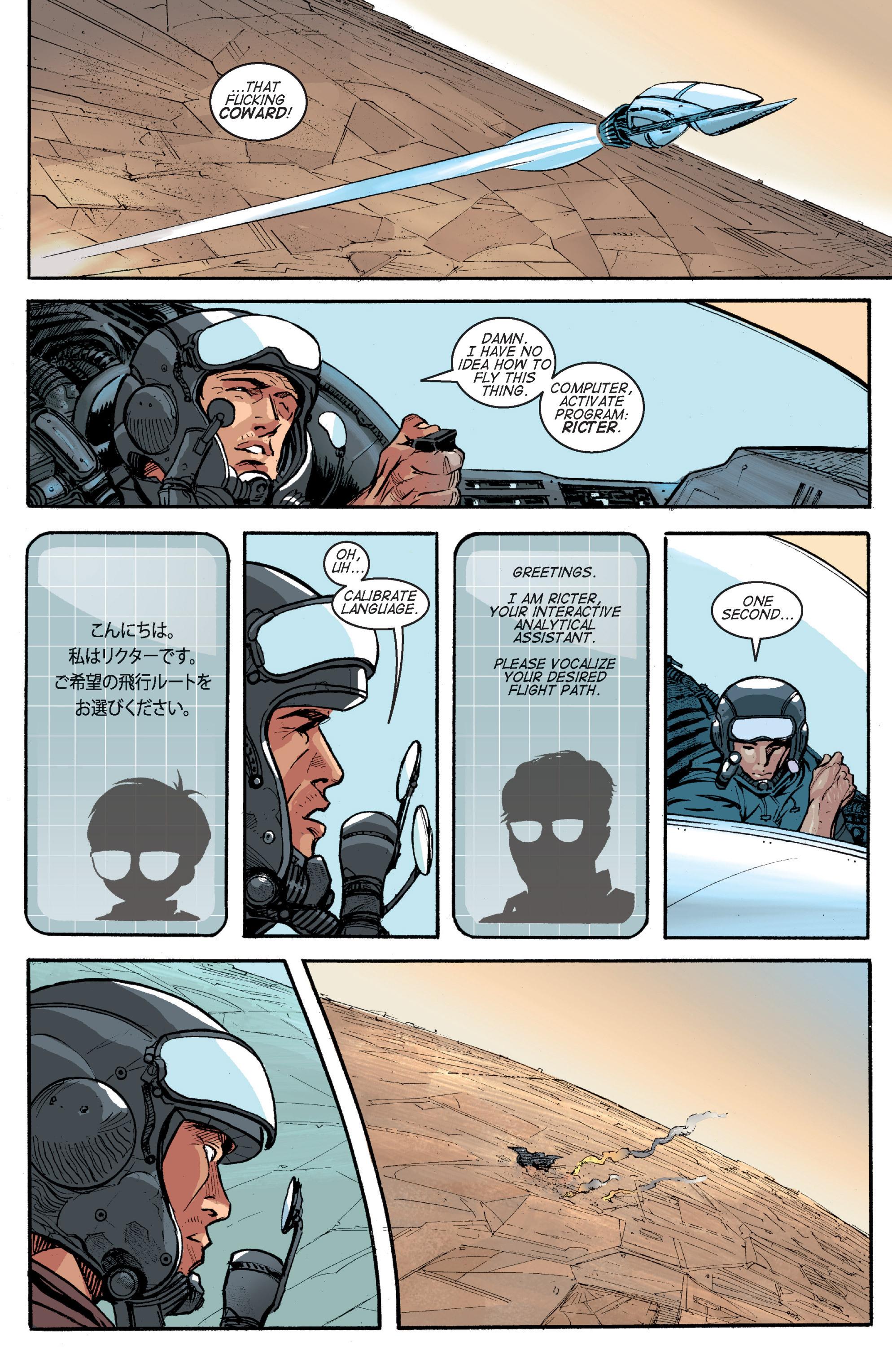 Read online Planetoid comic -  Issue # TPB - 153
