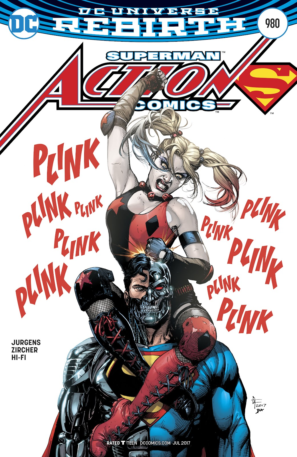 Read online Action Comics (2016) comic -  Issue #980 - 3