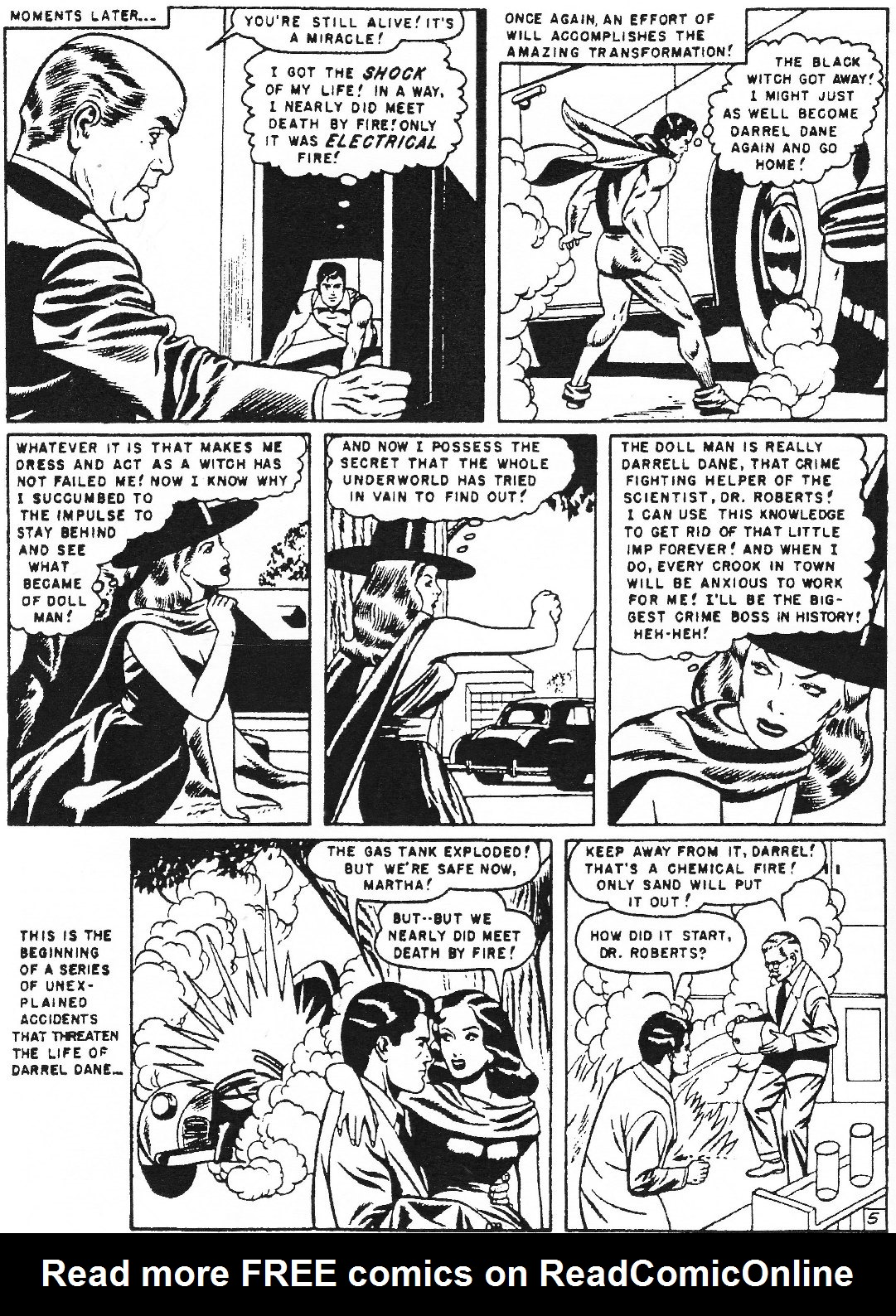 Read online Men of Mystery Comics comic -  Issue #73 - 64