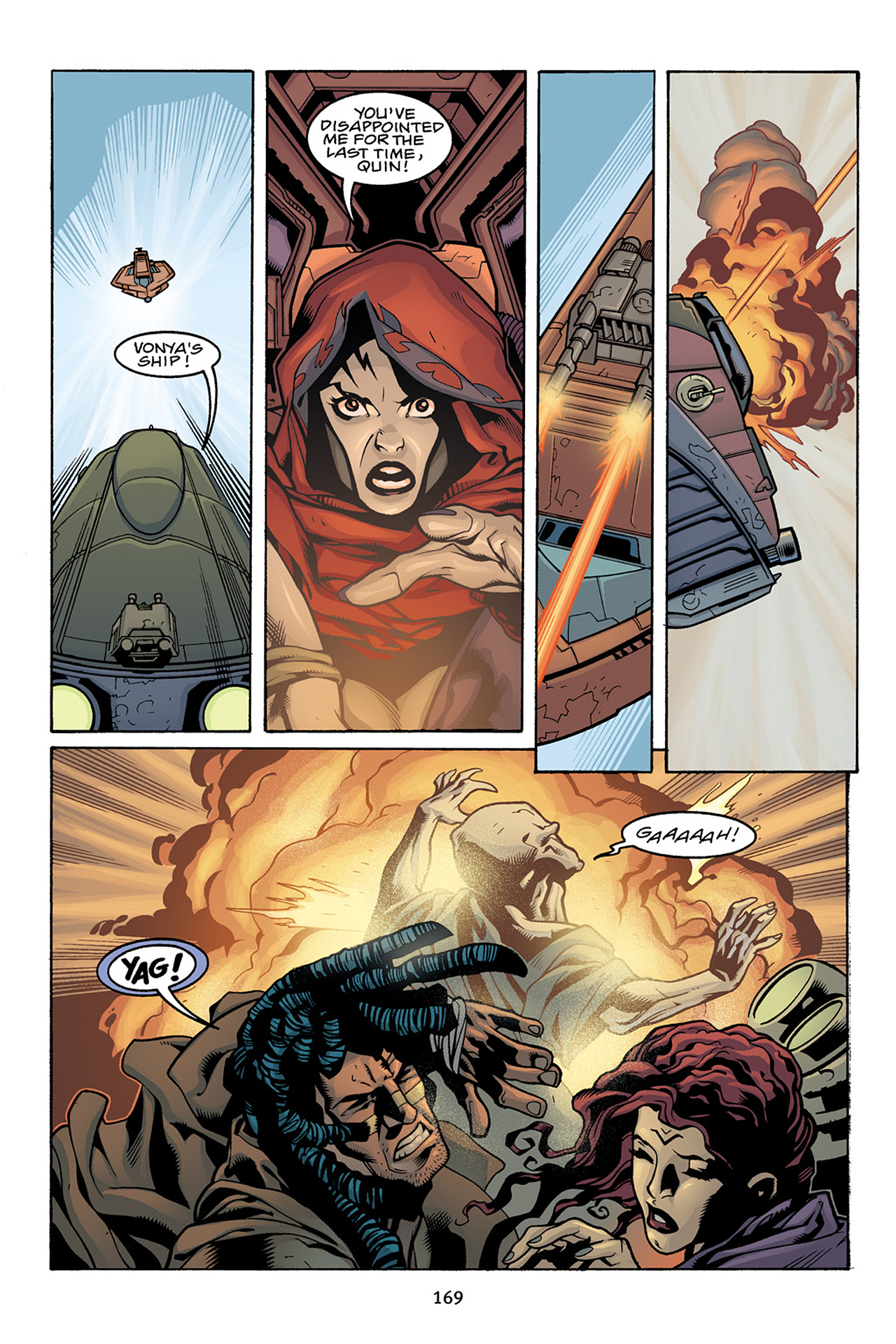Read online Star Wars Omnibus comic -  Issue # Vol. 15 - 166