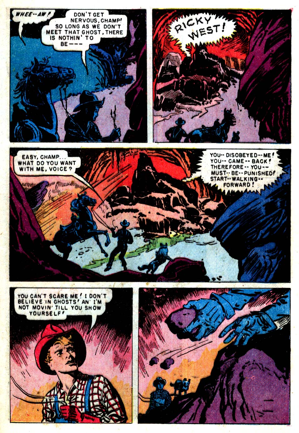 Four Color Comics issue 287 - Page 25