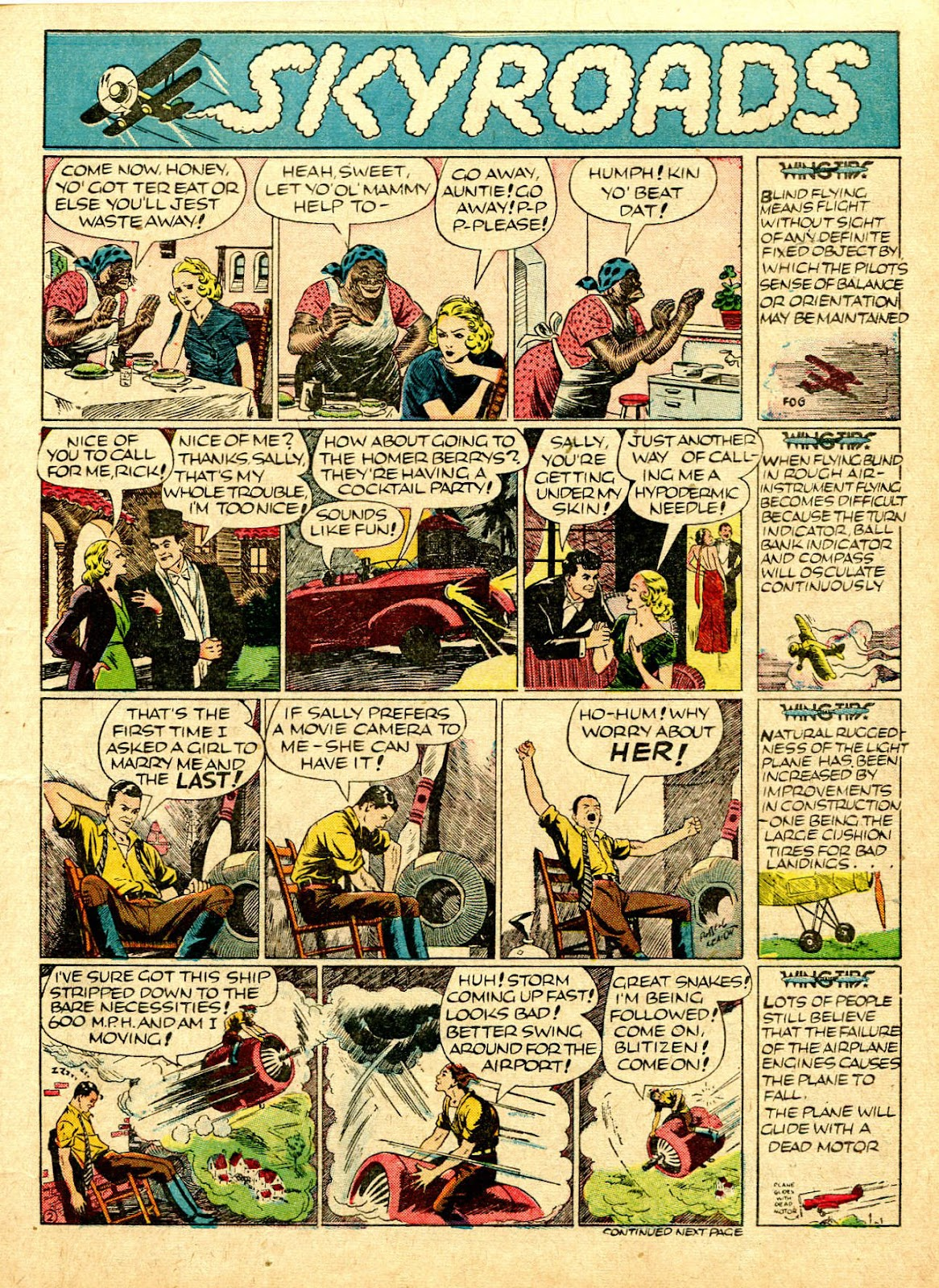 Read online Famous Funnies comic -  Issue #63 - 12