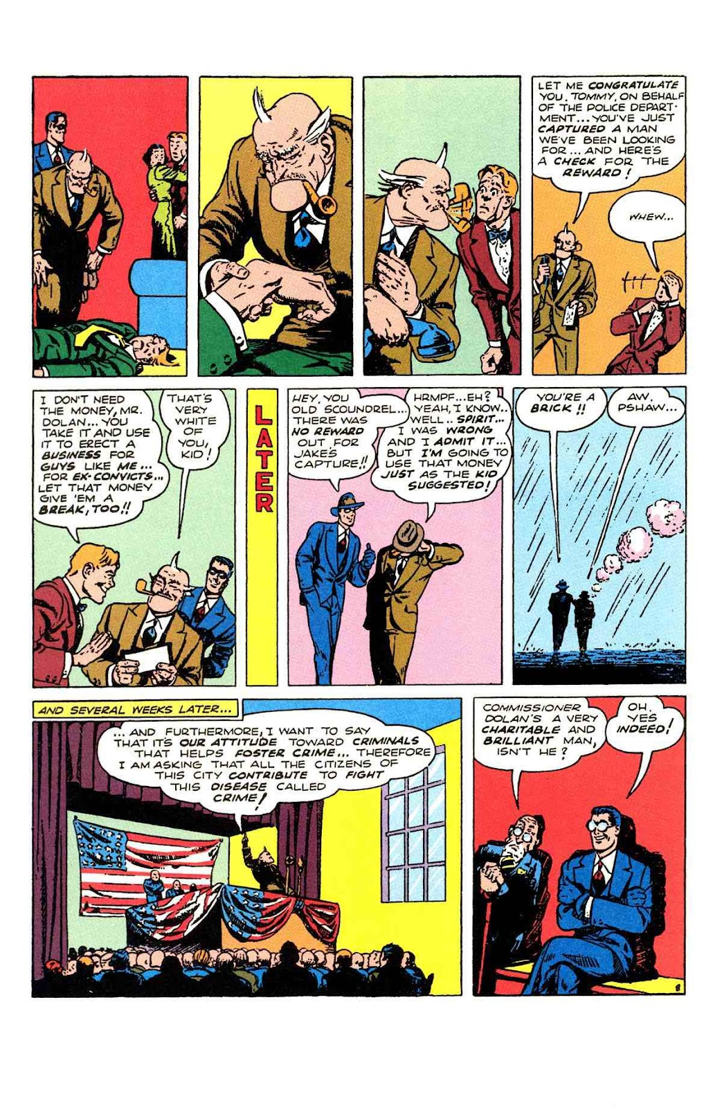 Read online Will Eisner's The Spirit Archives comic -  Issue # TPB 2 (Part 2) - 68