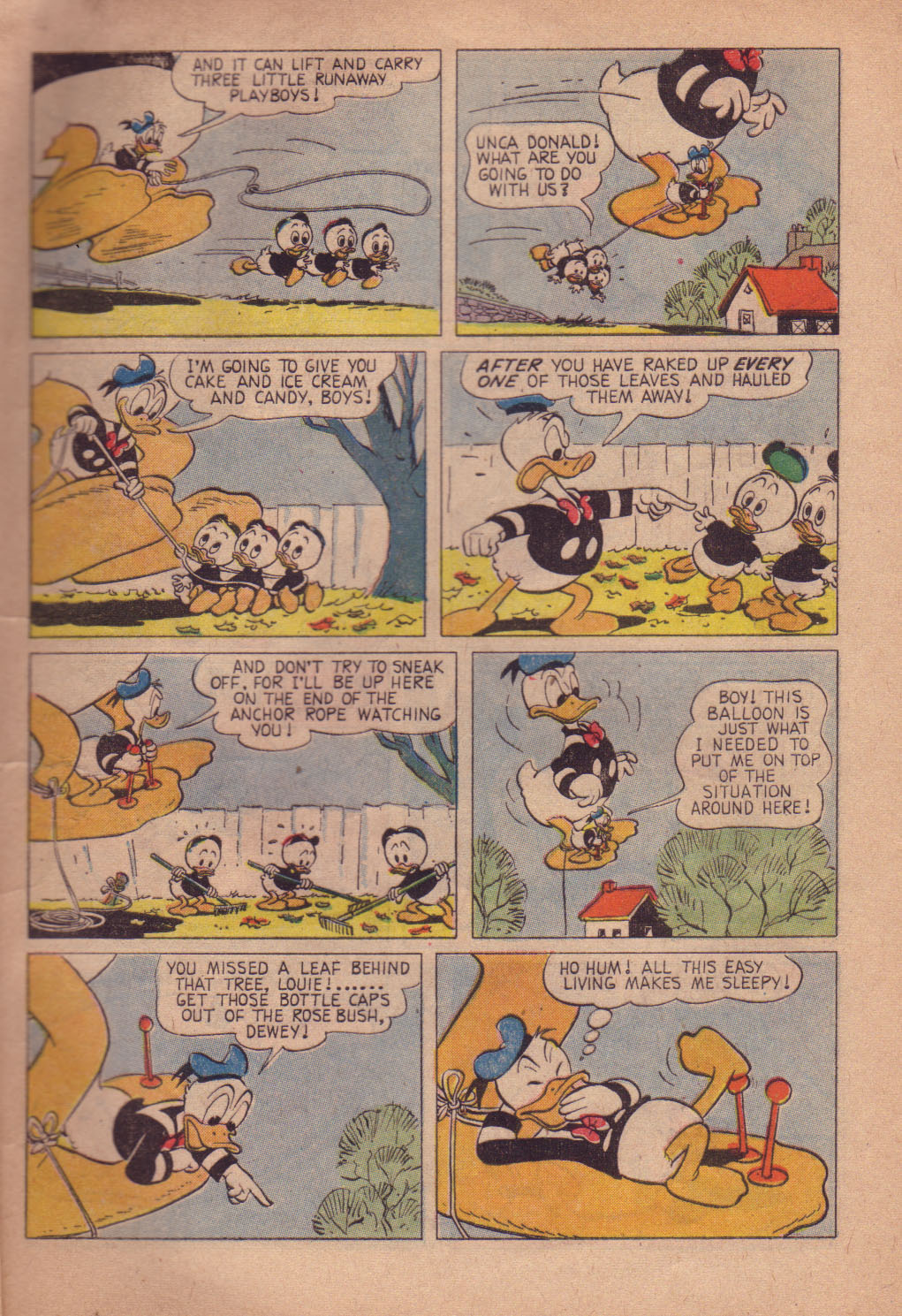 Walt Disney's Comics and Stories issue 242 - Page 9