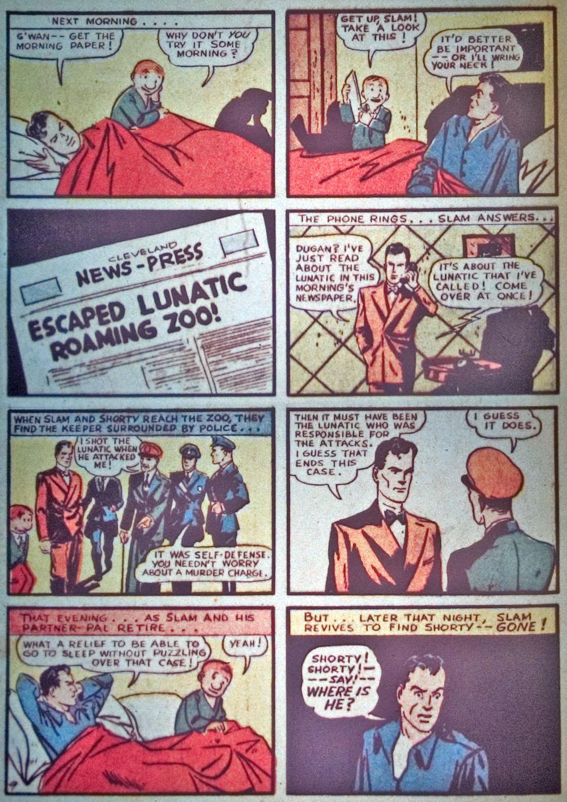 Read online Detective Comics (1937) comic -  Issue #31 - 62