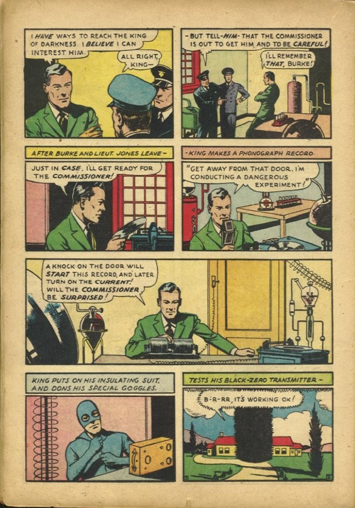 Read online Amazing Man Comics comic -  Issue #25 - 46