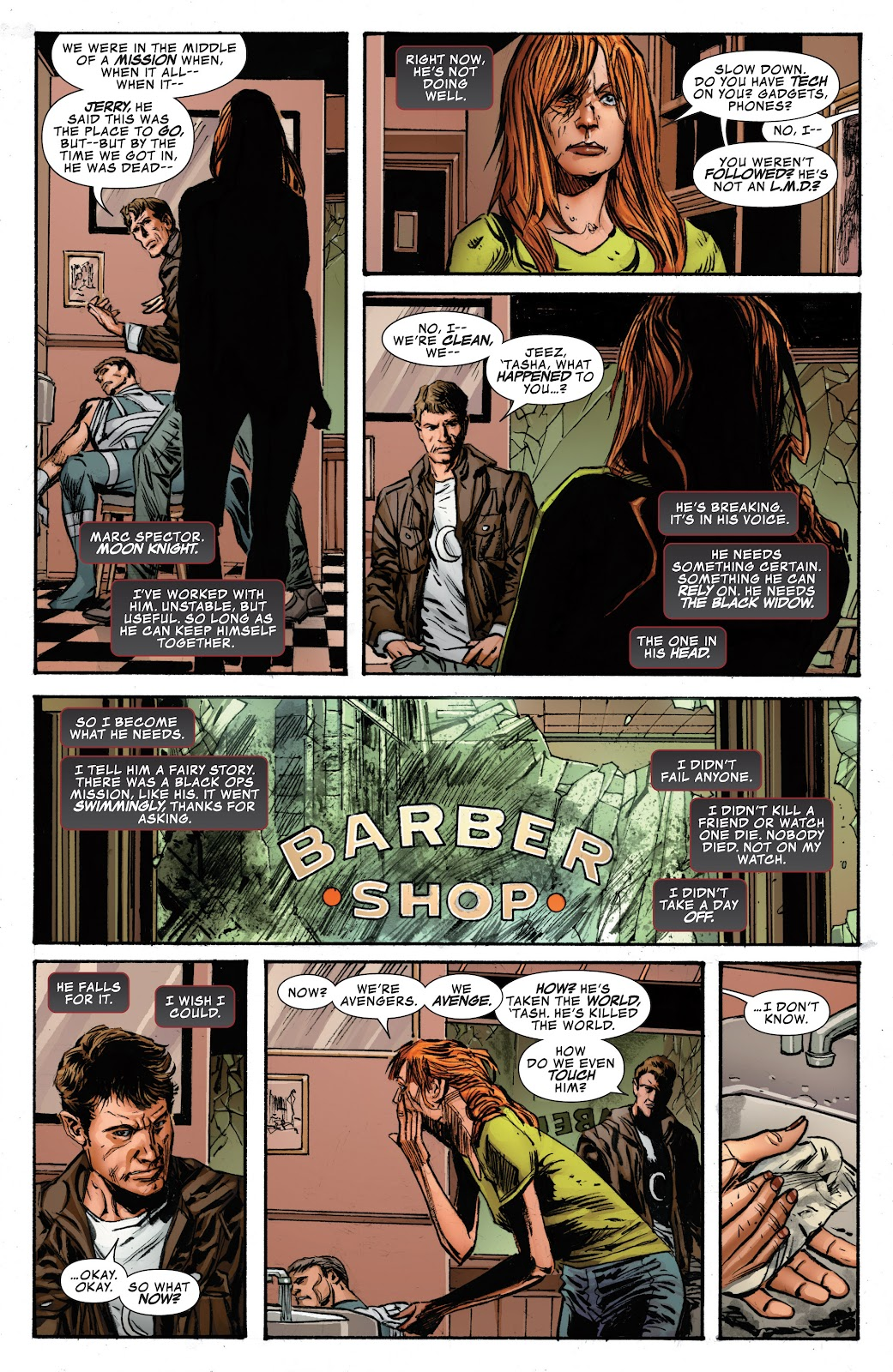 Read online Age of Ultron Companion comic -  Issue # TPB (Part 1) - 21