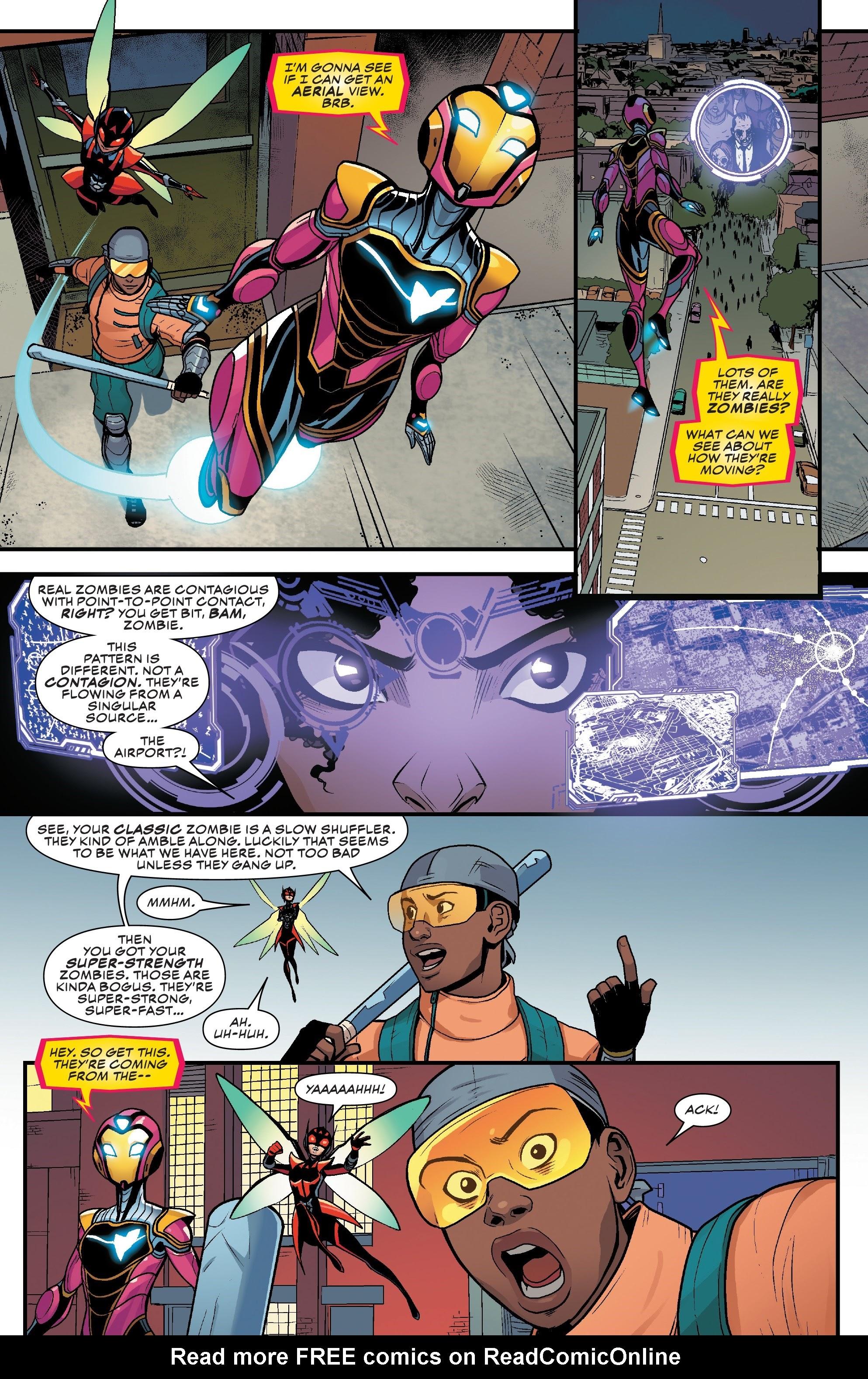 Ironheart 7 Page 11