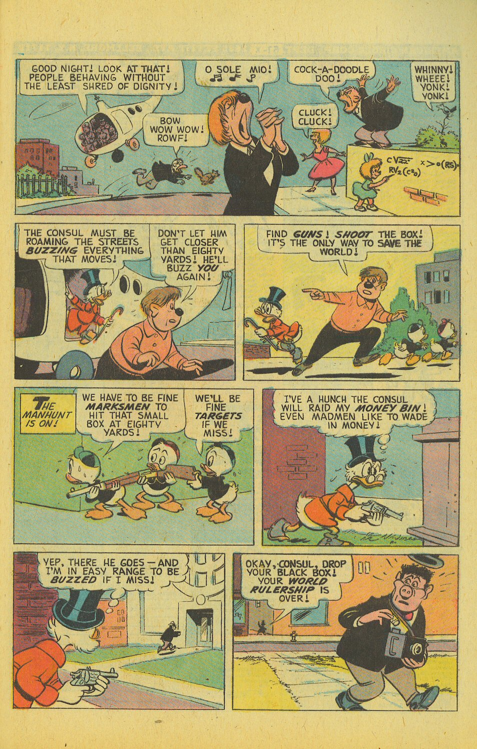 Read online Uncle Scrooge (1953) comic -  Issue #123 - 29