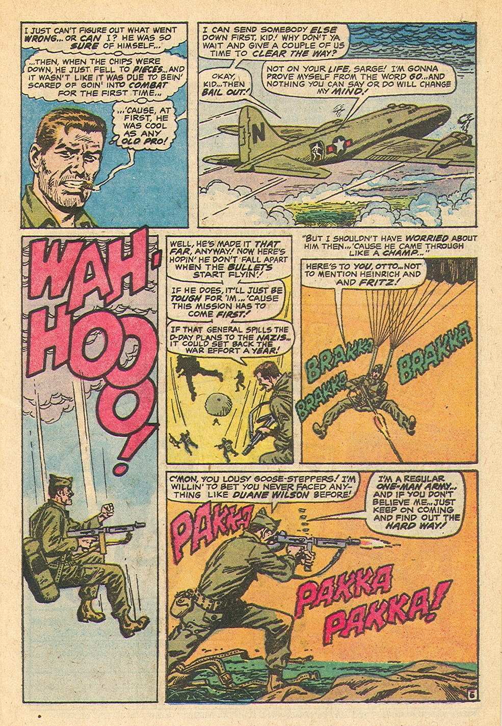 Read online Sgt. Fury comic -  Issue #75 - 9