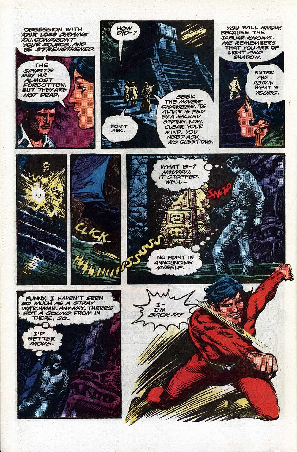 Read online The Fly (1983) comic -  Issue #4 - 30