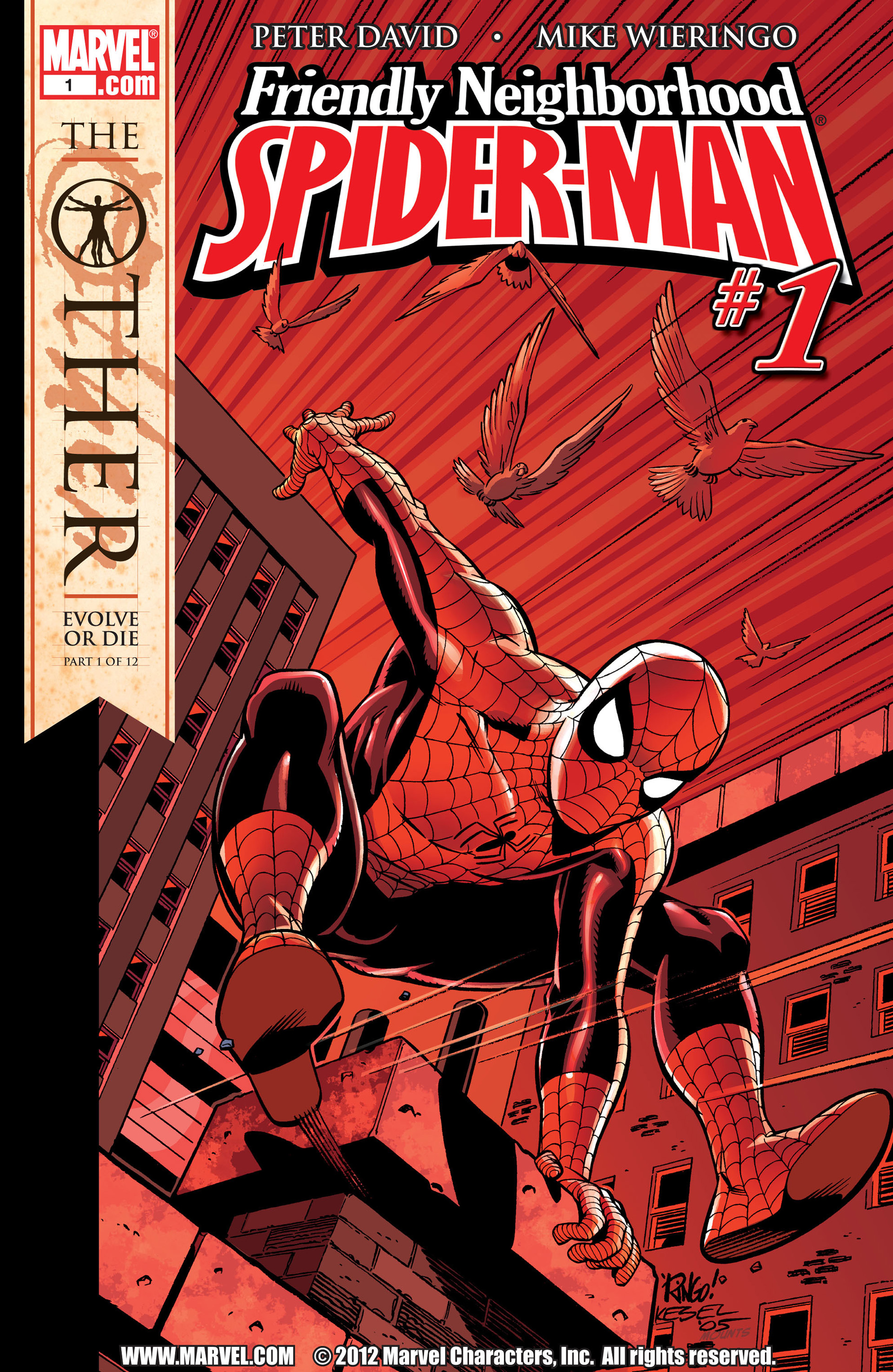 Friendly Neighborhood Spider-Man 1 Page 1
