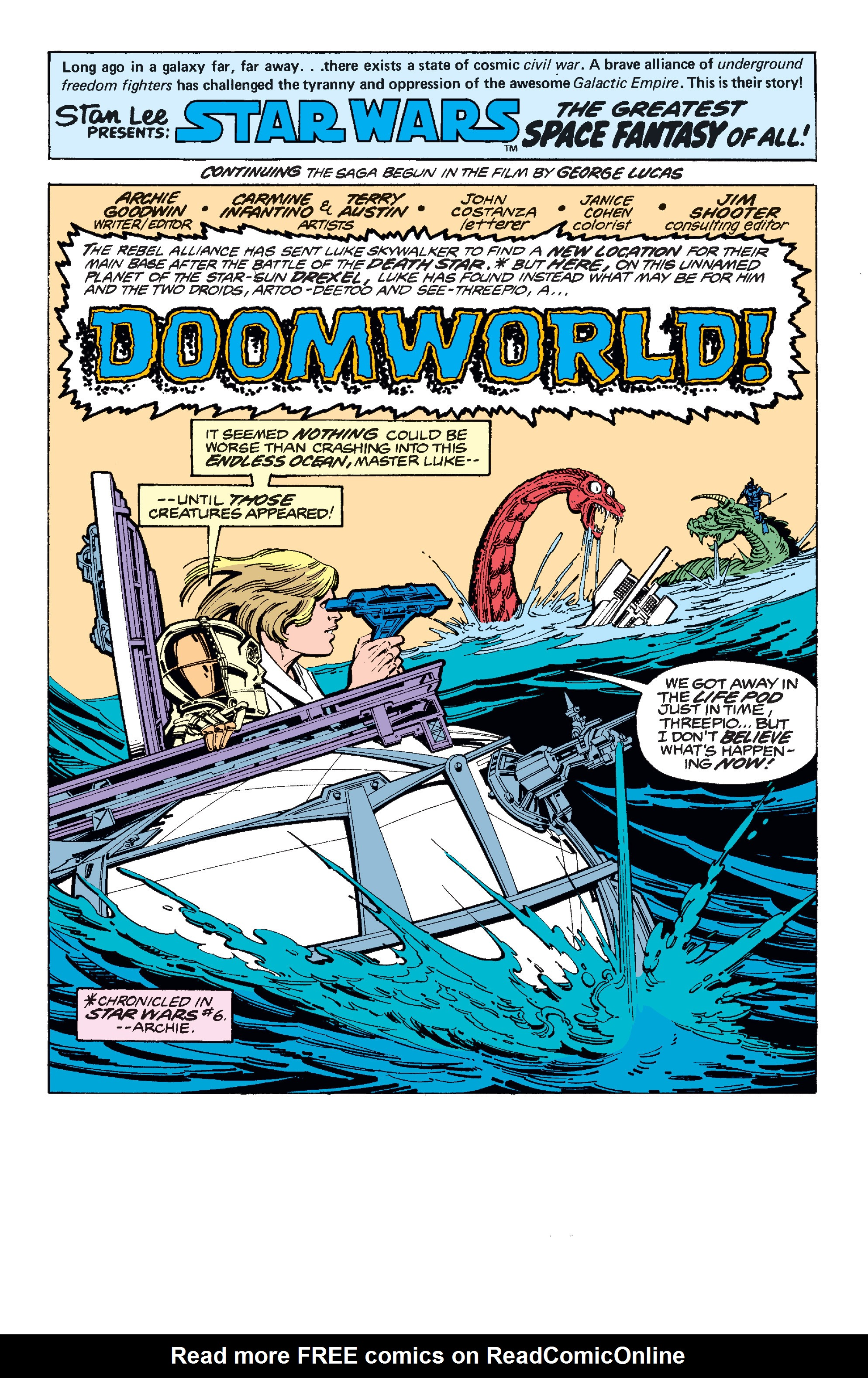 Read online Star Wars Omnibus comic -  Issue # Vol. 13 - 207
