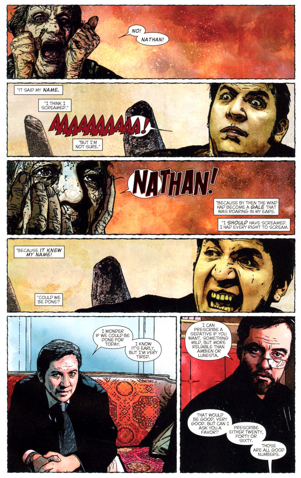Read online Stephen King's N. comic -  Issue #2 - 11