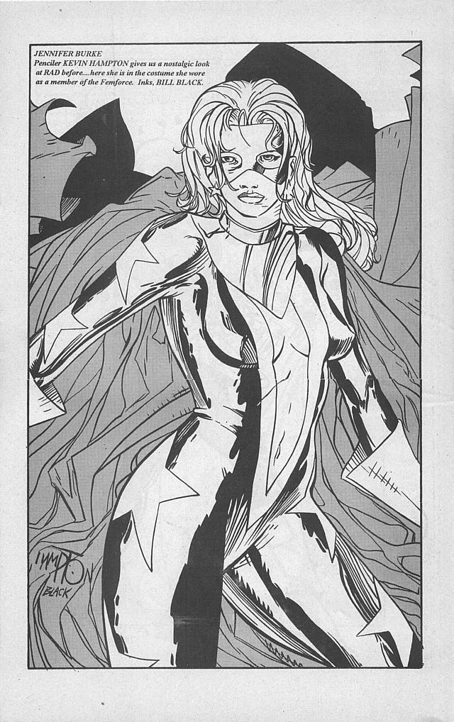 Femforce Issue #94 #94 - English 34