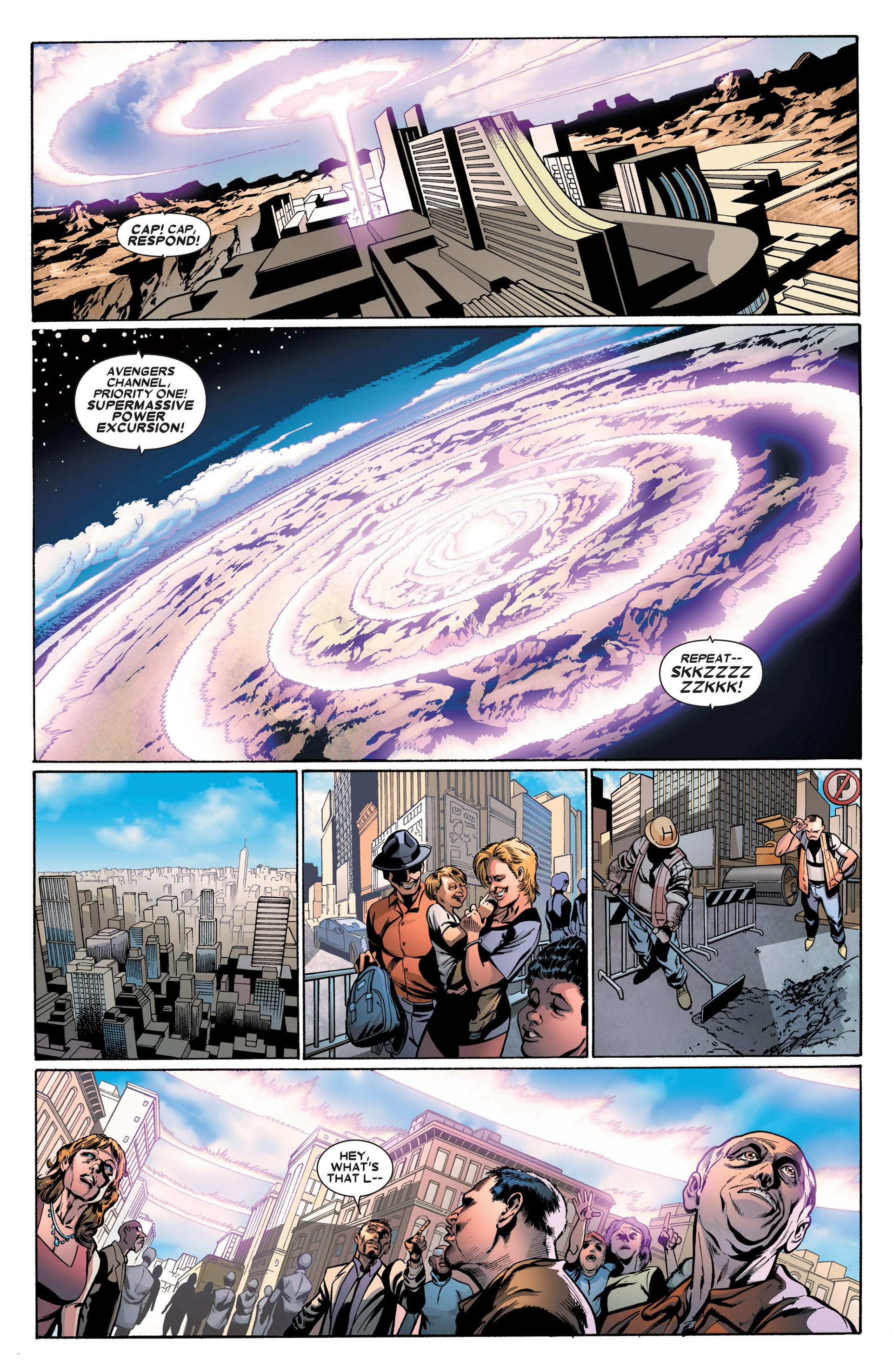 Read online Annihilators: Earthfall comic -  Issue #3 - 8
