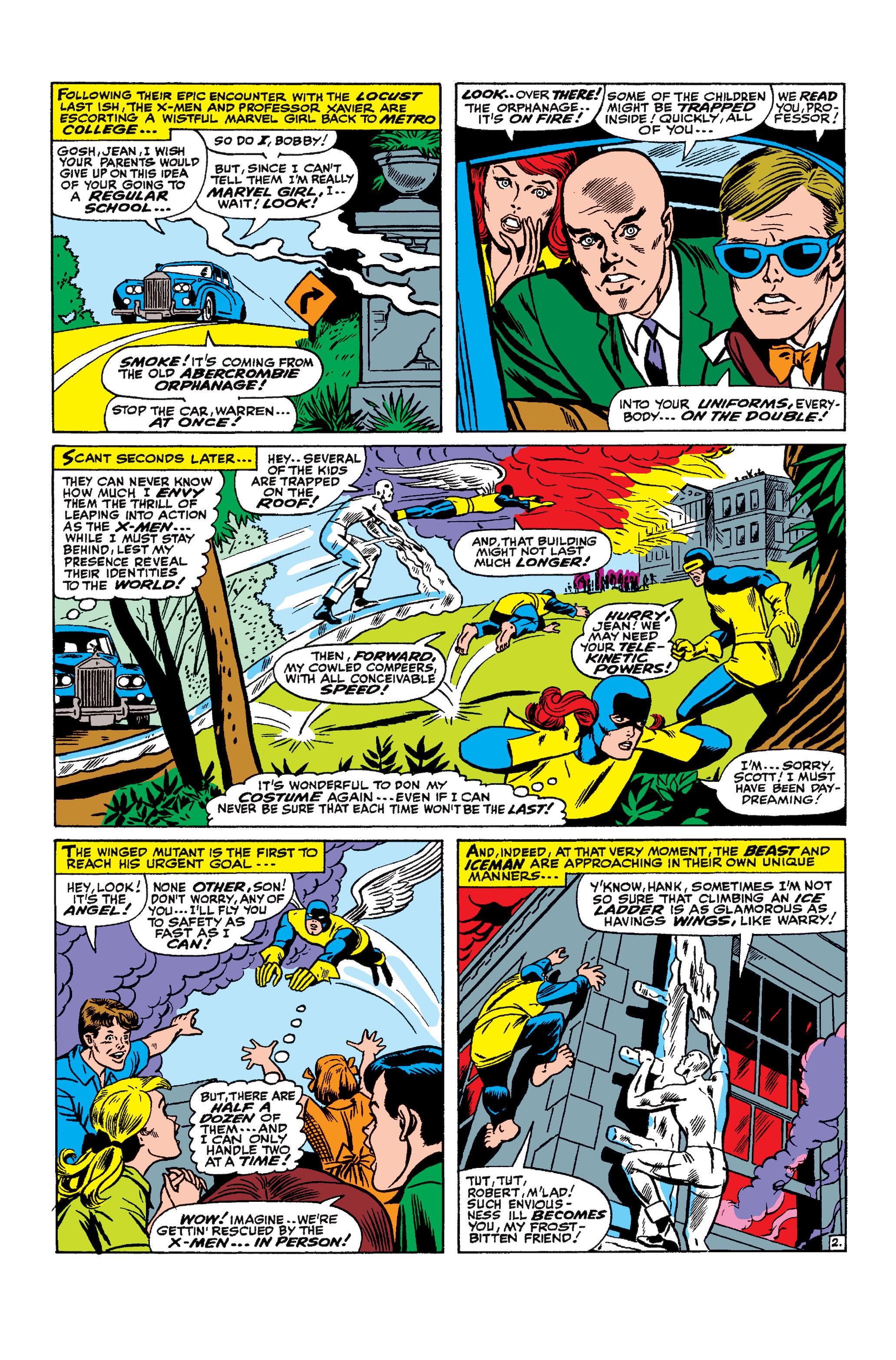 Uncanny X-Men (1963) 25 Page 2