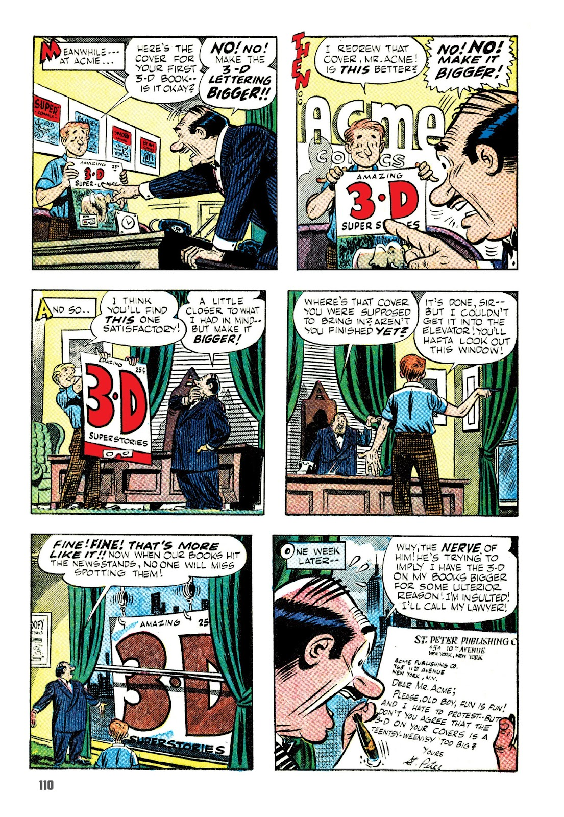 Read online The Joe Kubert Archives comic -  Issue # TPB (Part 2) - 21