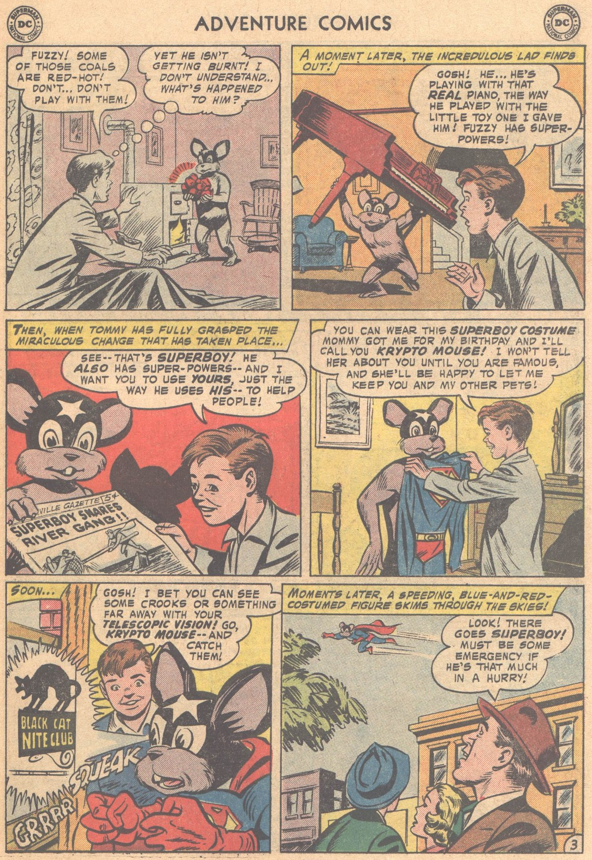Read online Adventure Comics (1938) comic -  Issue #318 - 27