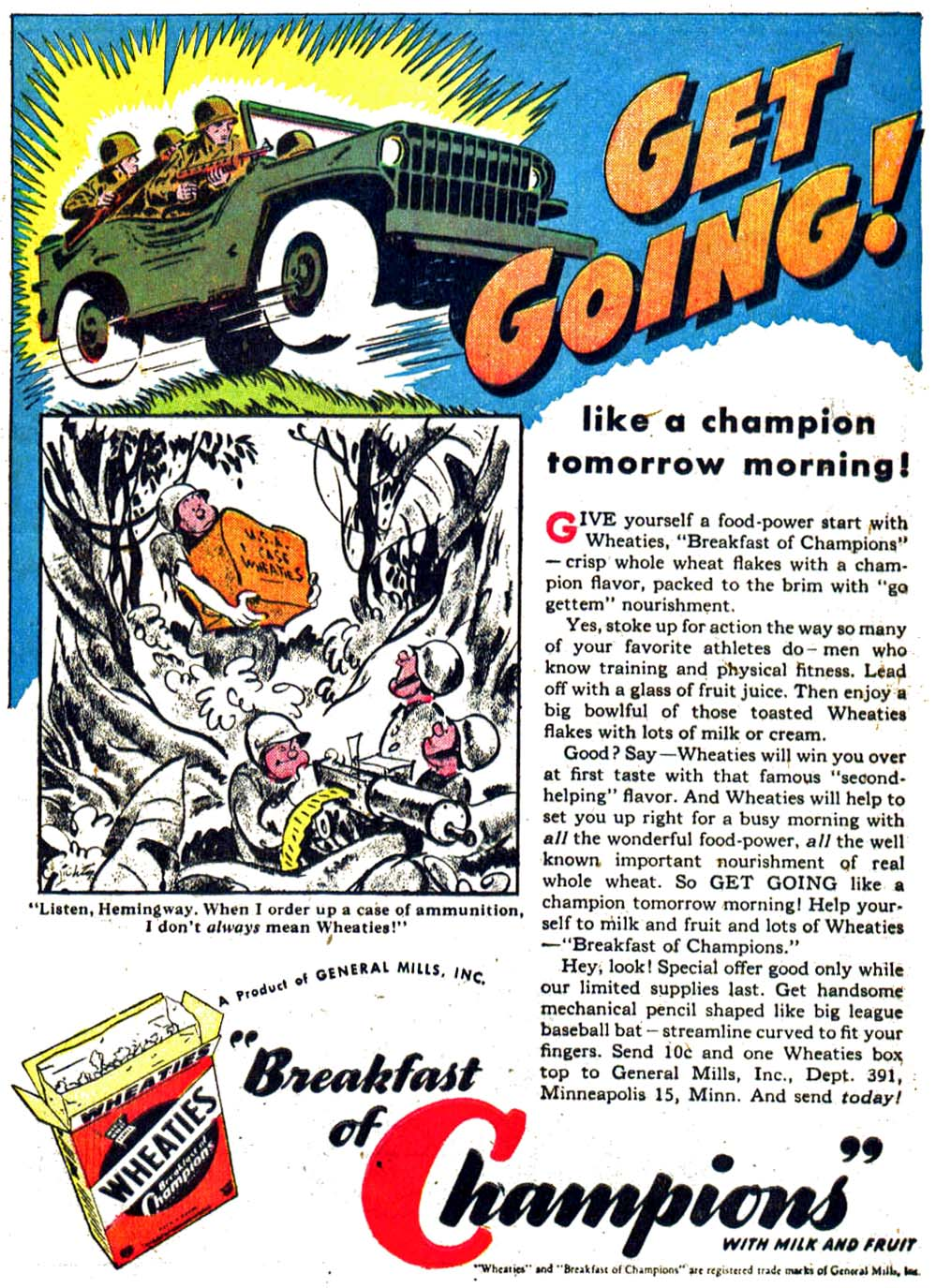 Star Spangled Comics (1941) issue 27 - Page 15
