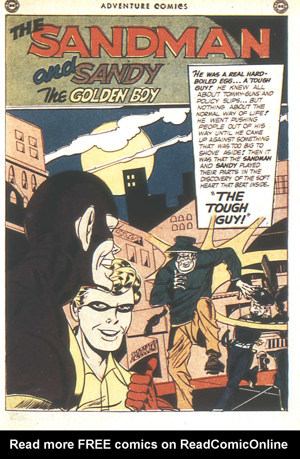 Read online Adventure Comics (1938) comic -  Issue #92 - 2