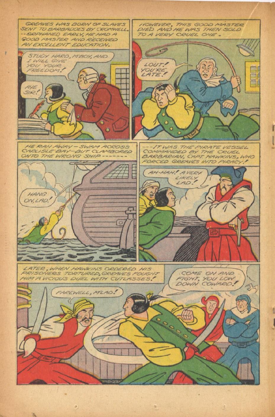 Read online Super-Magician Comics comic -  Issue #47 - 26