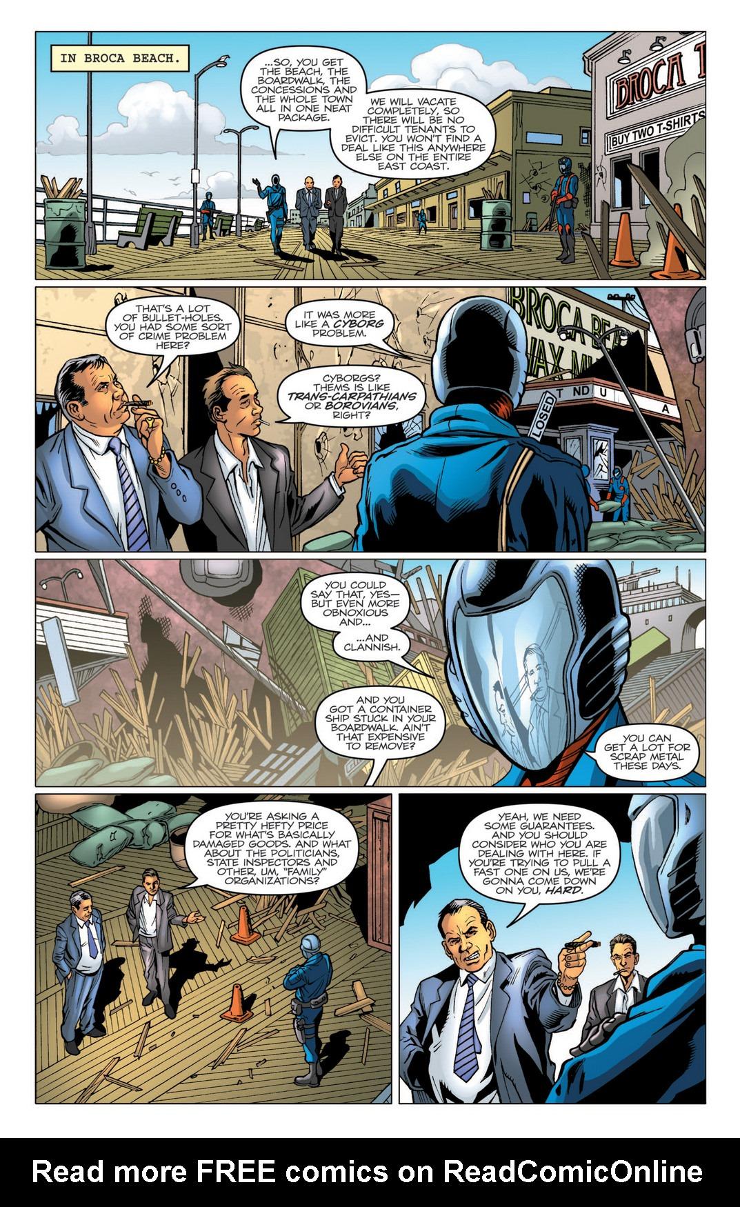 G.I. Joe: A Real American Hero 180 Page 10
