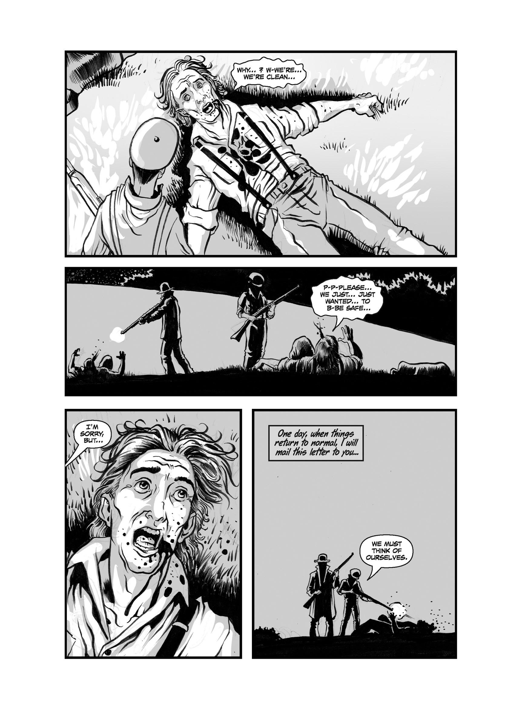 Read online FUBAR comic -  Issue #3 - 213