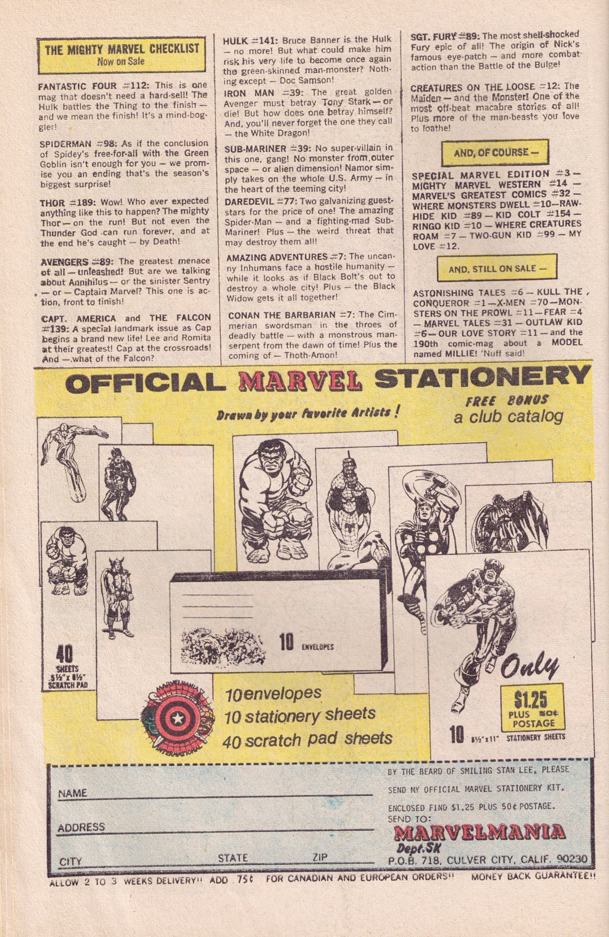 Read online Sgt. Fury comic -  Issue #89 - 10